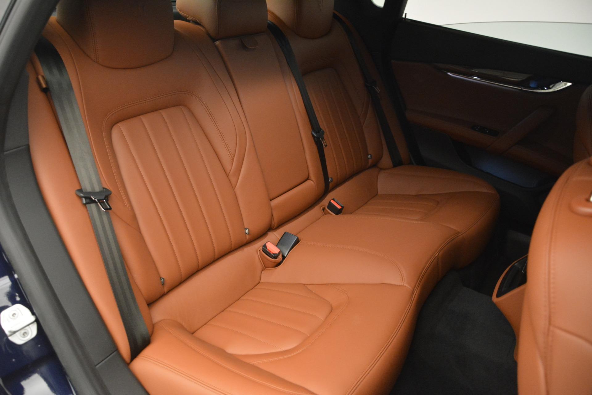 New 2019 Maserati Quattroporte S Q4 For Sale In Westport, CT 2742_p27