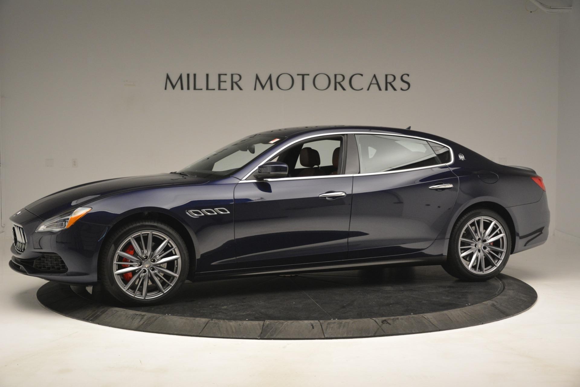 New 2019 Maserati Quattroporte S Q4 For Sale In Westport, CT 2742_p2