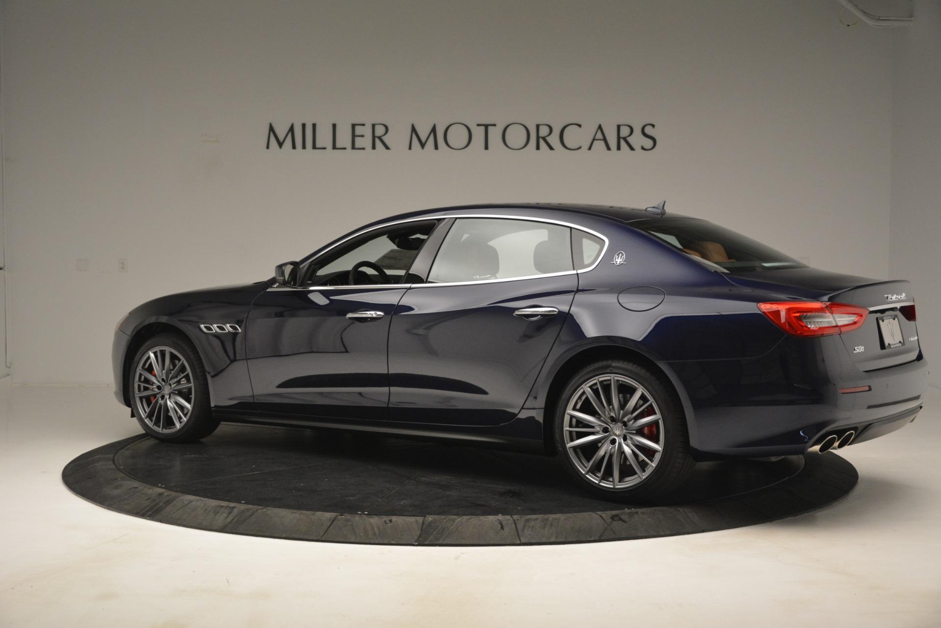 New 2019 Maserati Quattroporte S Q4 For Sale In Westport, CT 2742_p4