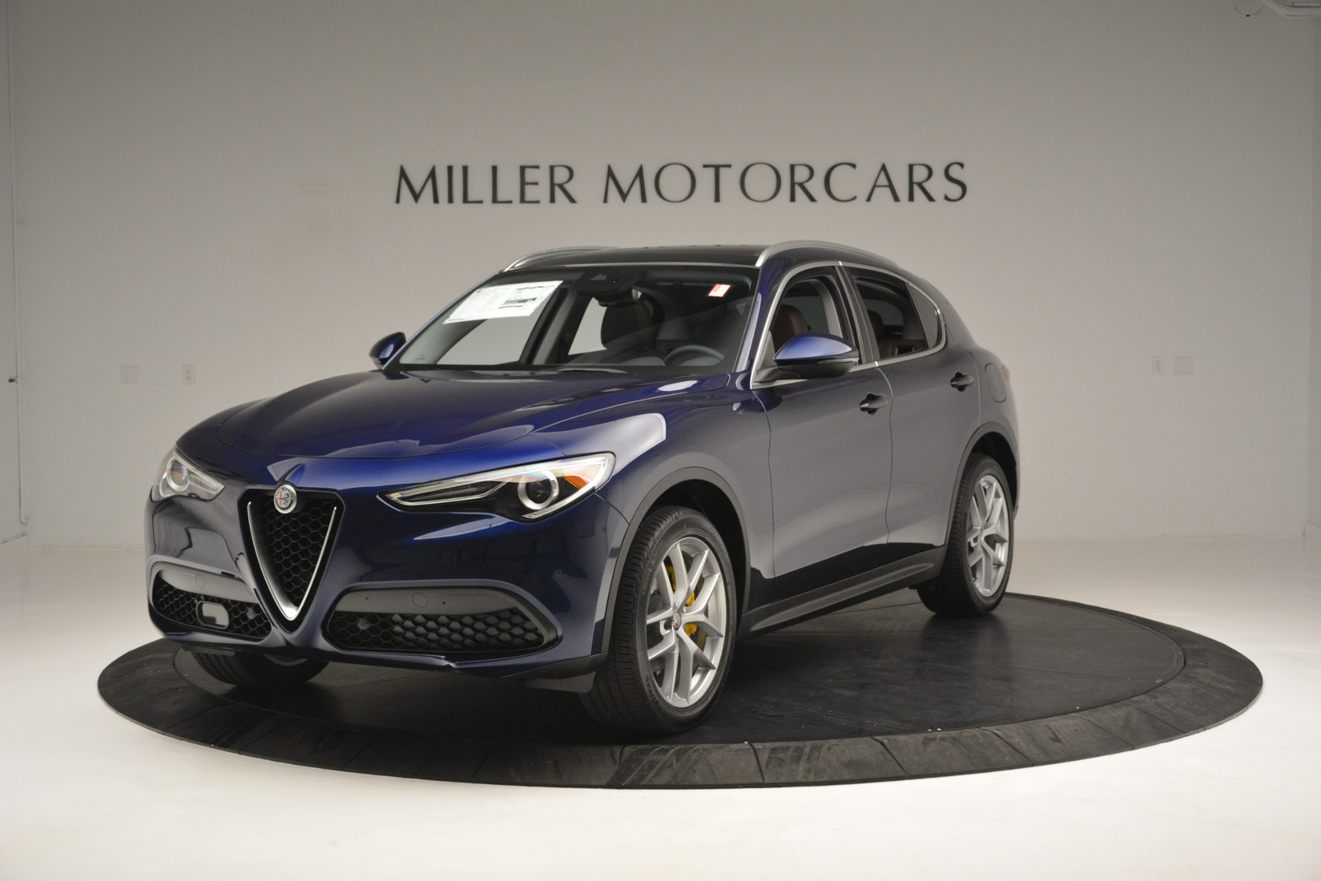 New 2019 Alfa Romeo Stelvio Ti Sport Q4 For Sale In Westport, CT 2743_main