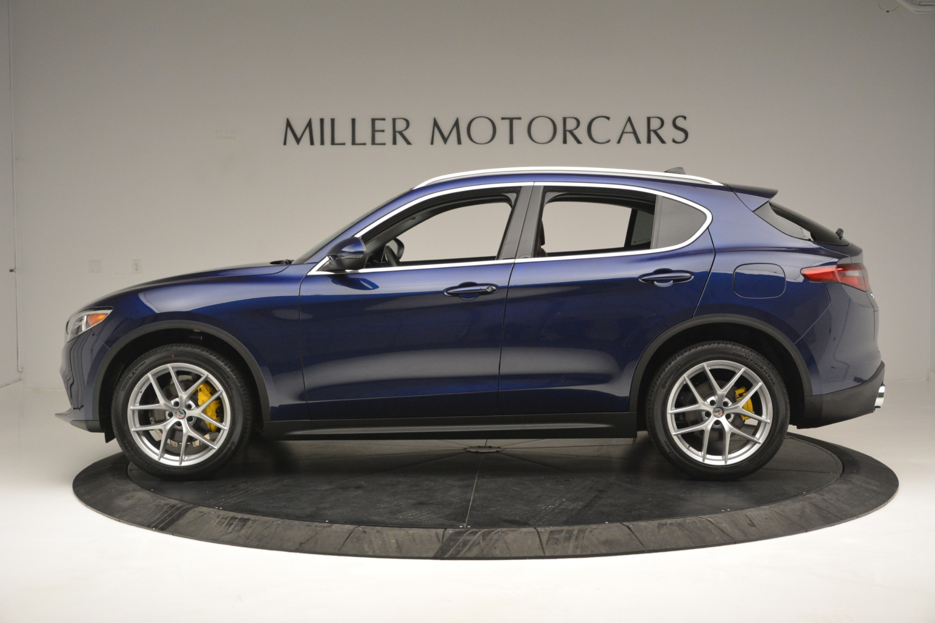 New 2019 Alfa Romeo Stelvio Ti Sport Q4 For Sale In Westport, CT 2743_p3