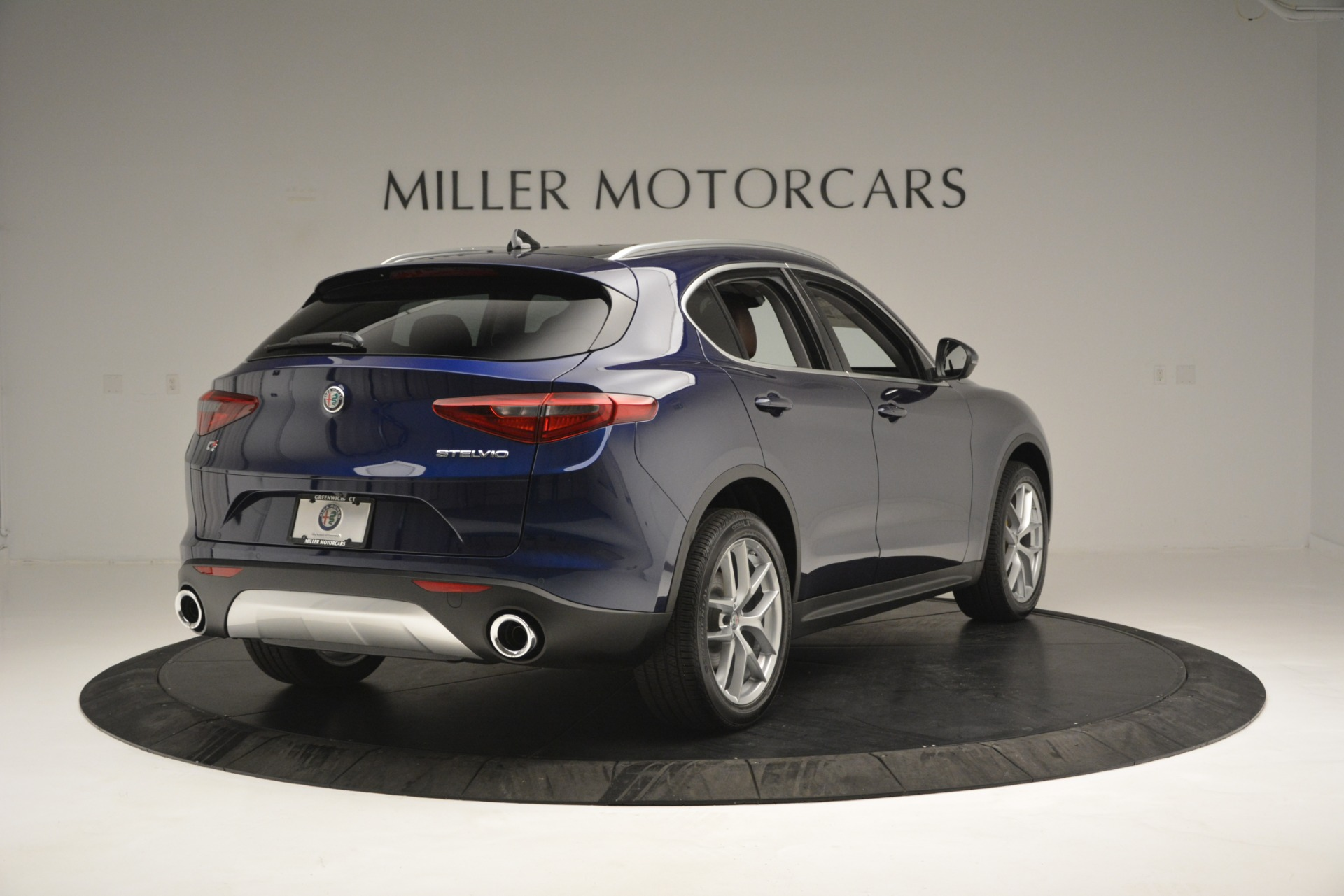 New 2019 Alfa Romeo Stelvio Ti Sport Q4 For Sale In Westport, CT 2743_p7