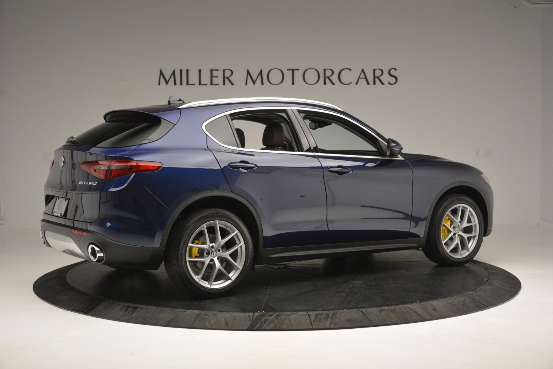 New 2019 Alfa Romeo Stelvio Ti Sport Q4 For Sale In Westport, CT 2743_p8