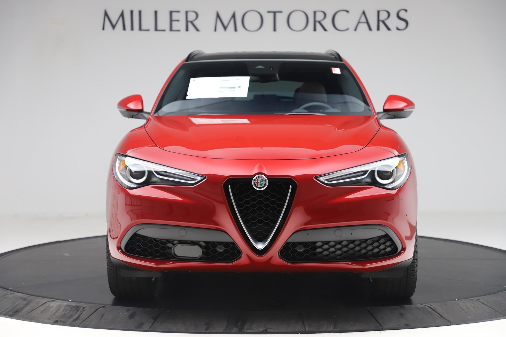 New 2019 Alfa Romeo Stelvio Ti Sport Q4 For Sale In Westport, CT 2744_p12
