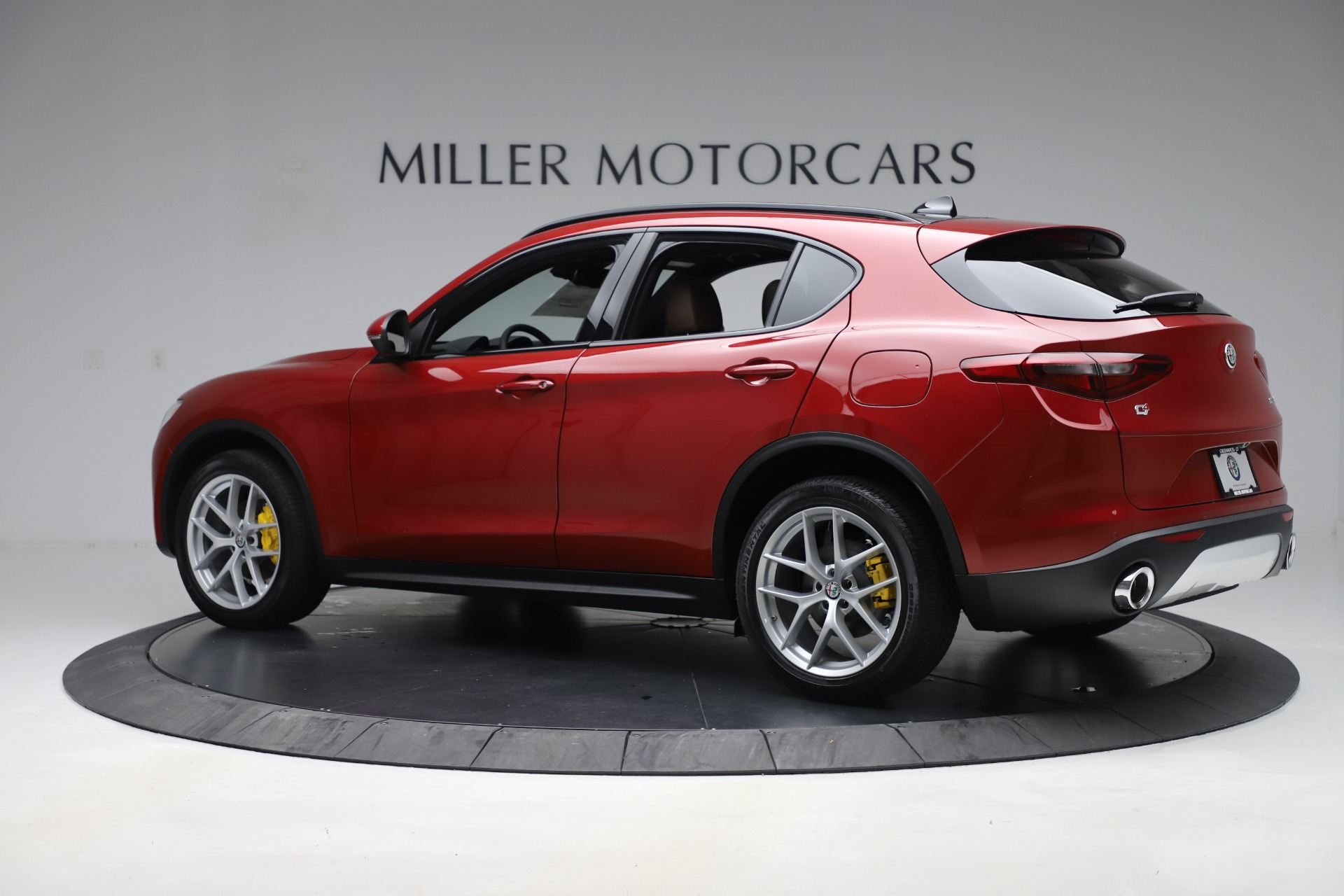 New 2019 Alfa Romeo Stelvio Ti Sport Q4 For Sale In Westport, CT 2744_p4