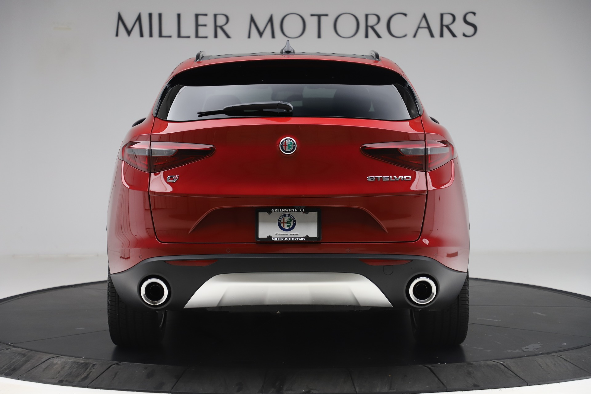 New 2019 Alfa Romeo Stelvio Ti Sport Q4 For Sale In Westport, CT 2744_p6