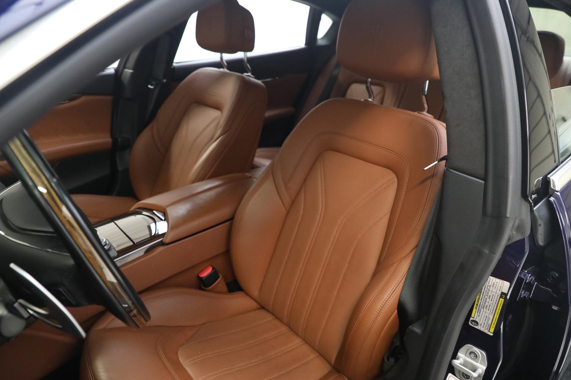 New 2019 Maserati Quattroporte S Q4 GranLusso For Sale In Westport, CT 2746_p15