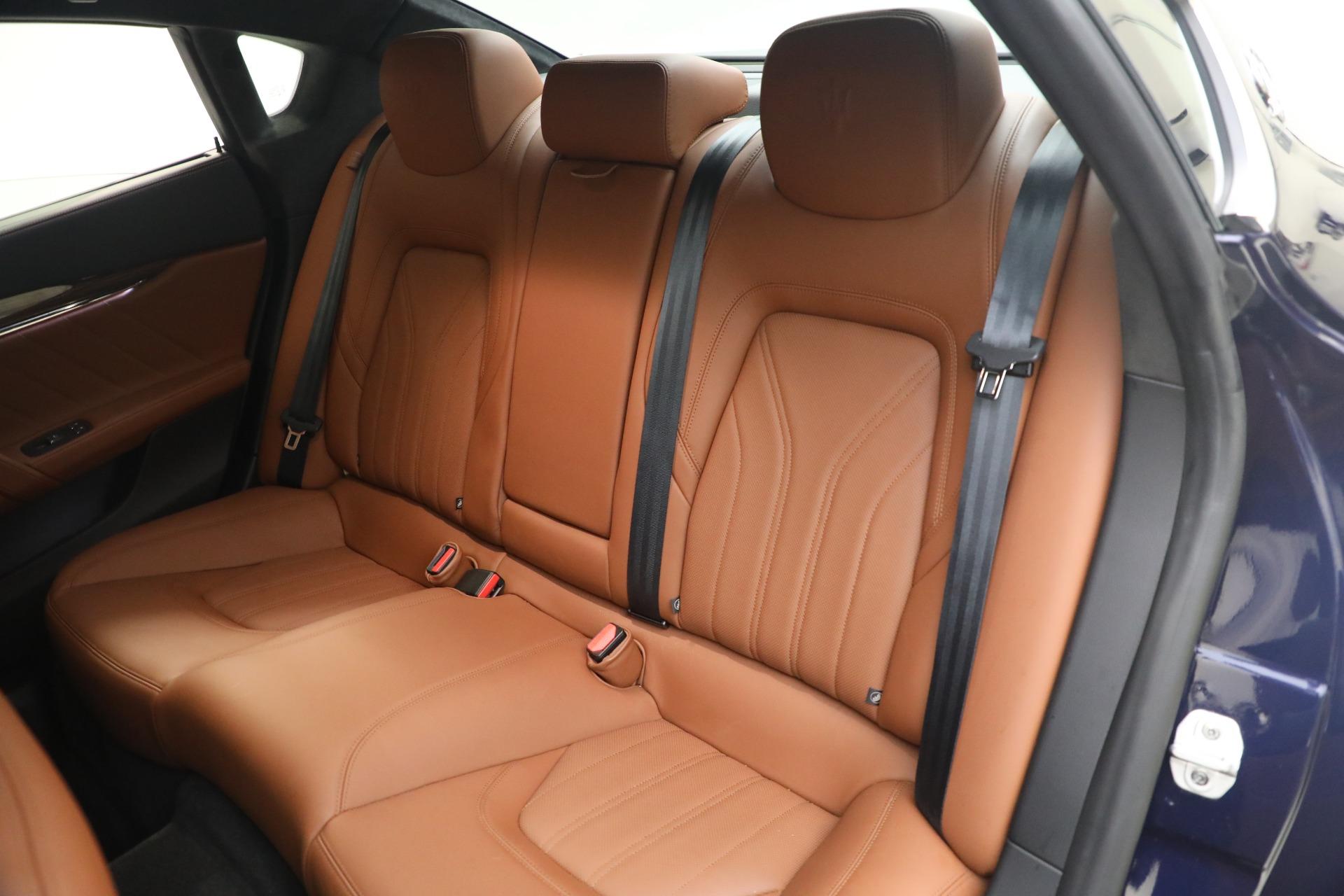 New 2019 Maserati Quattroporte S Q4 GranLusso For Sale In Westport, CT 2746_p17