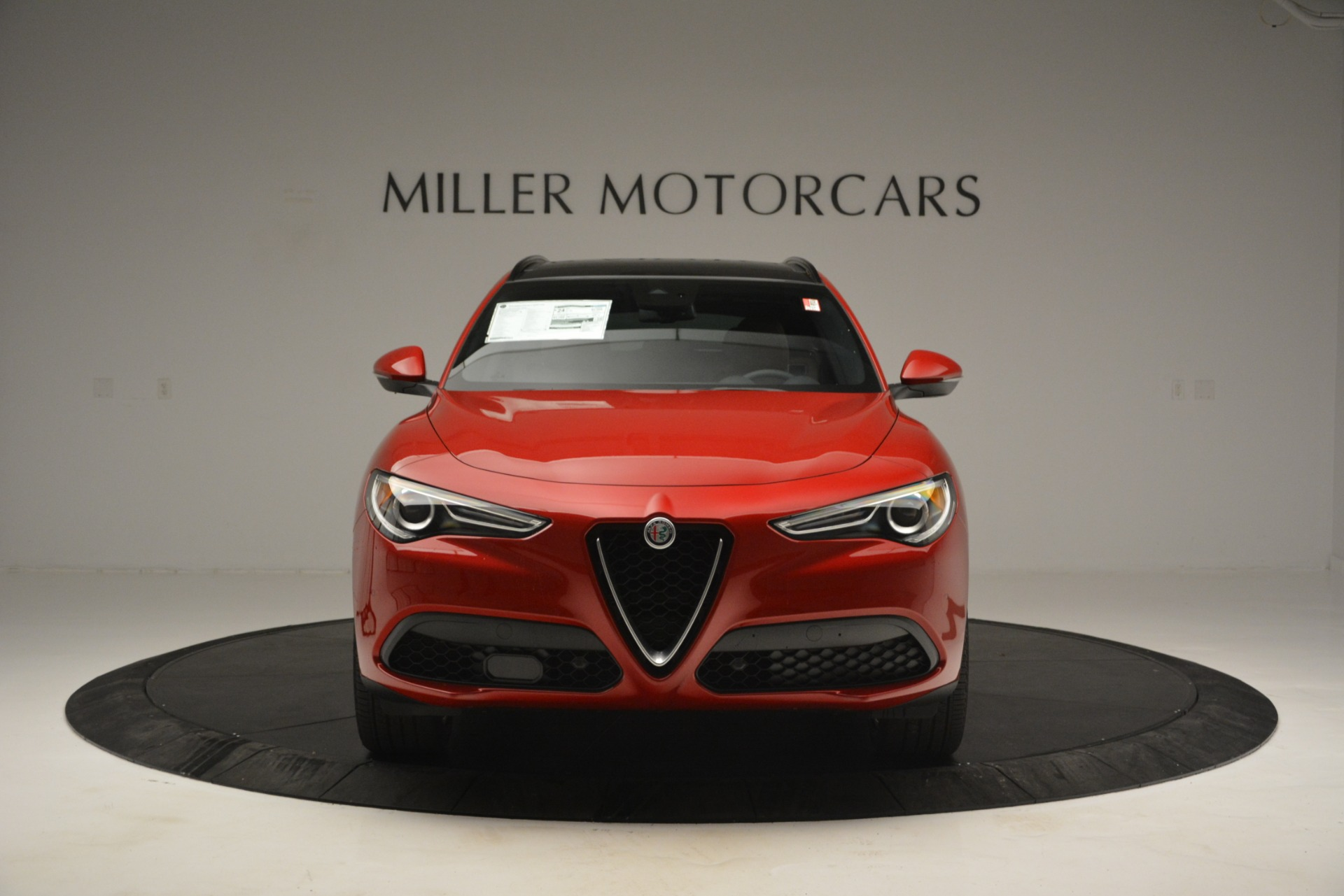 New 2019 Alfa Romeo Stelvio Ti Sport Q4 For Sale In Westport, CT 2747_p12