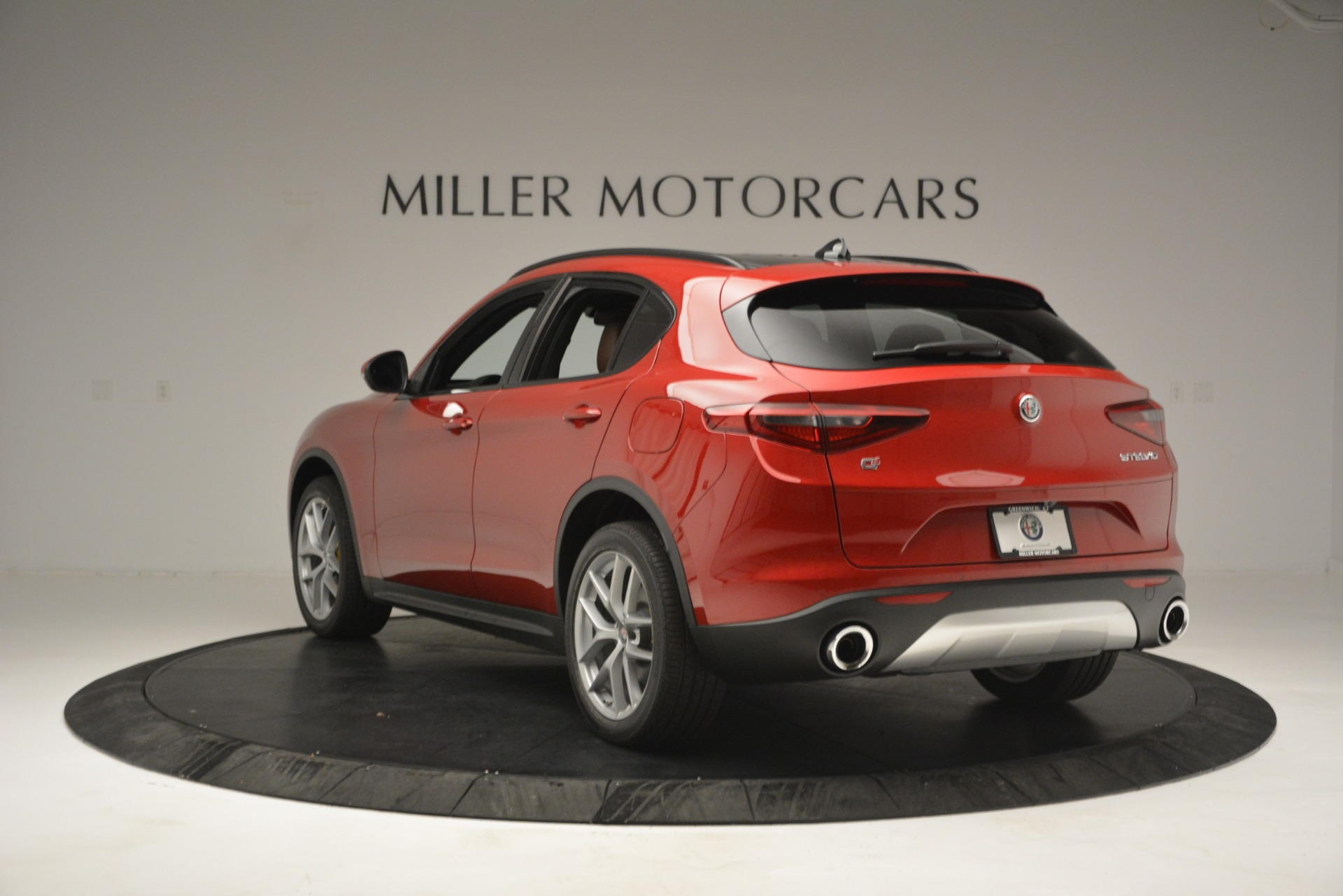 New 2019 Alfa Romeo Stelvio Ti Sport Q4 For Sale In Westport, CT 2747_p5