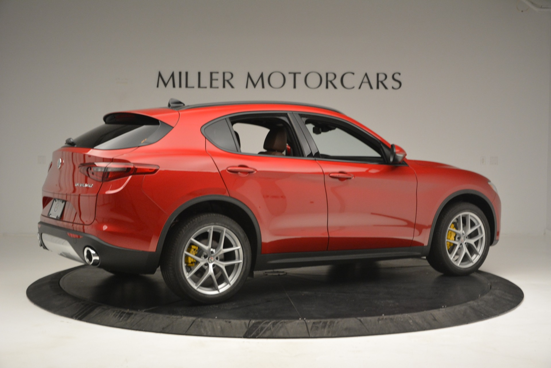 New 2019 Alfa Romeo Stelvio Ti Sport Q4 For Sale In Westport, CT 2747_p8