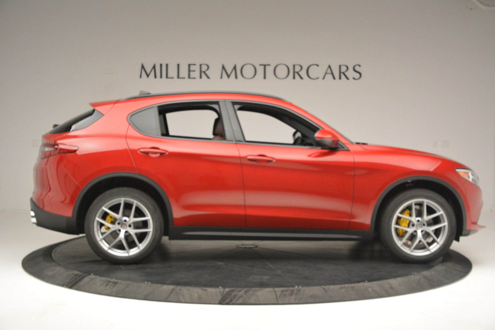 New 2019 Alfa Romeo Stelvio Ti Sport Q4 For Sale In Westport, CT 2747_p9