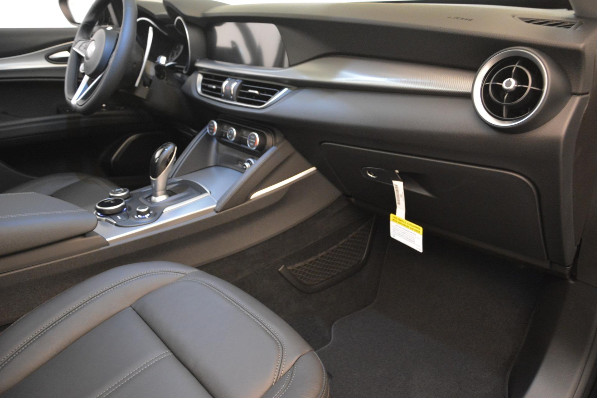 New 2019 Alfa Romeo Stelvio Ti Sport Q4 For Sale In Westport, CT 2748_p19