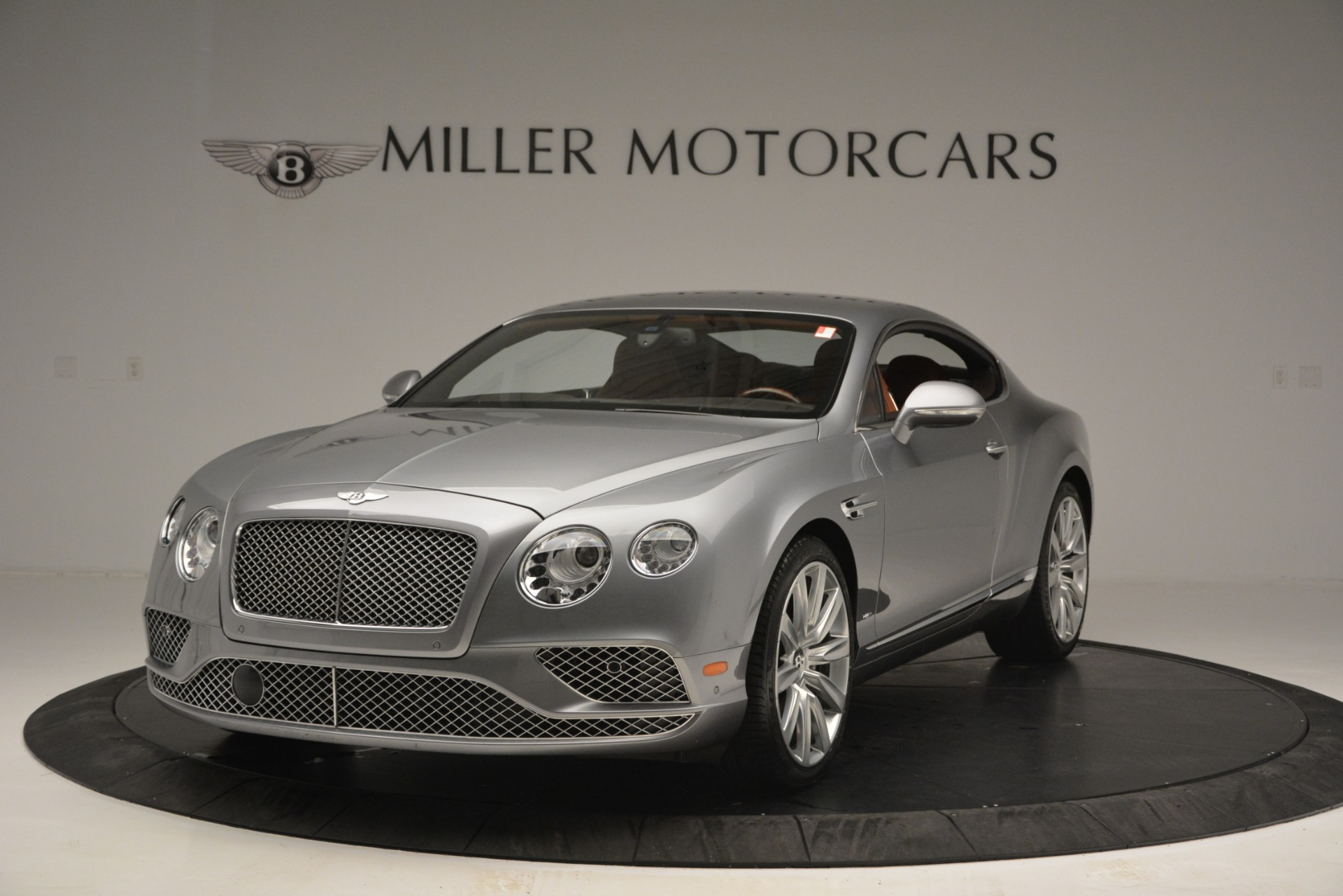 Used 2016 Bentley Continental GT W12 For Sale In Westport, CT 2757_main