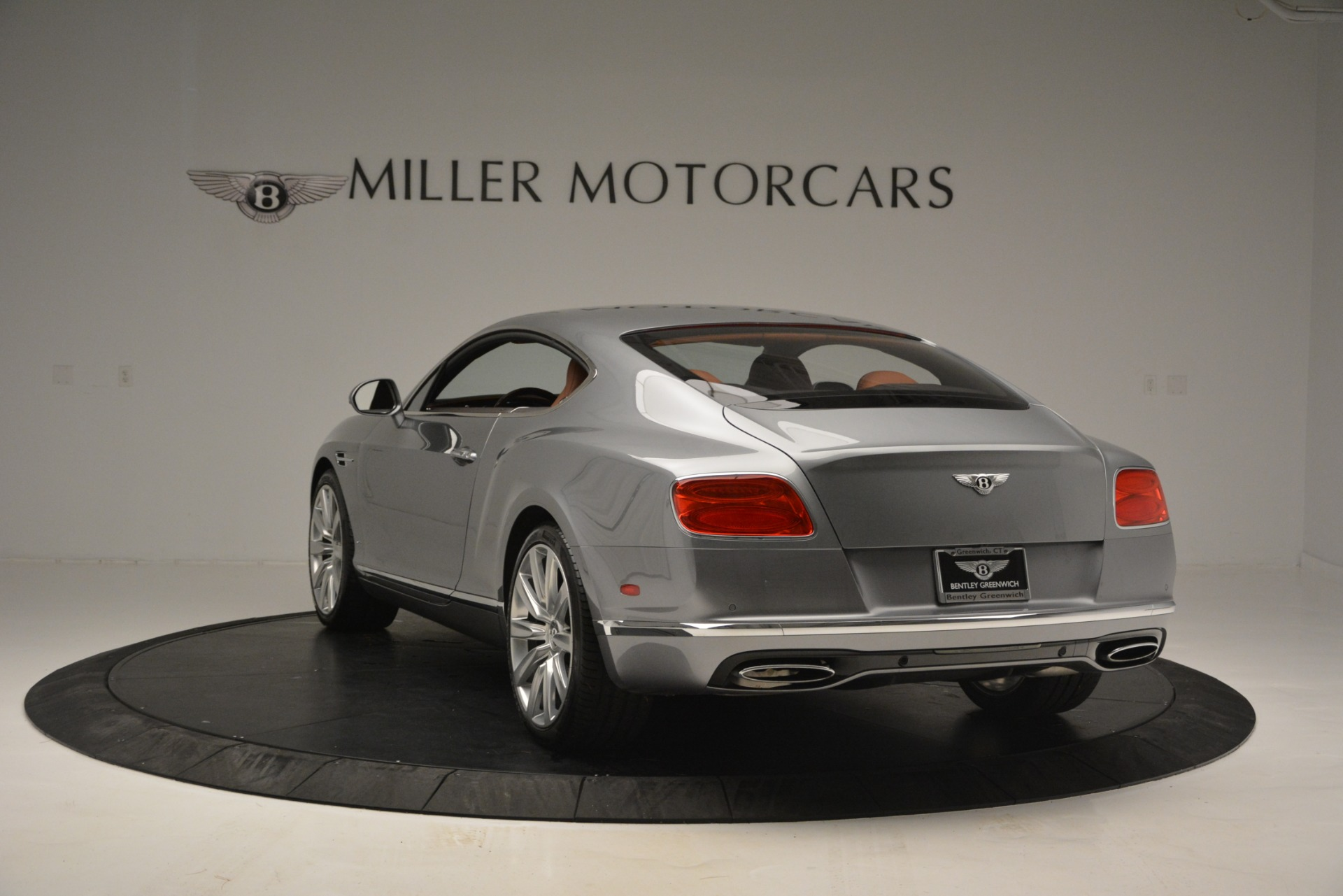 Used 2016 Bentley Continental GT W12 For Sale In Westport, CT 2757_p5