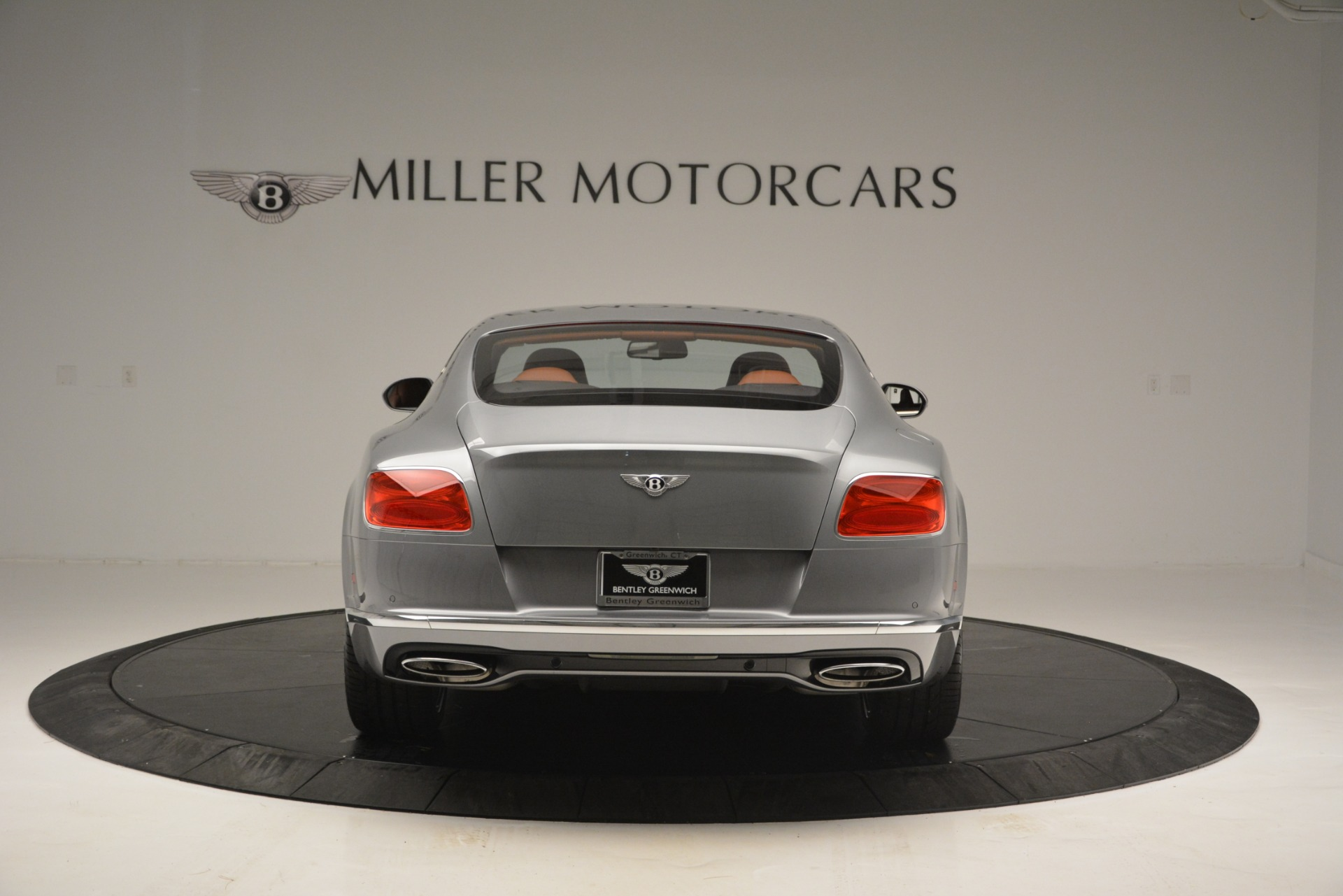Used 2016 Bentley Continental GT W12 For Sale In Westport, CT 2757_p6
