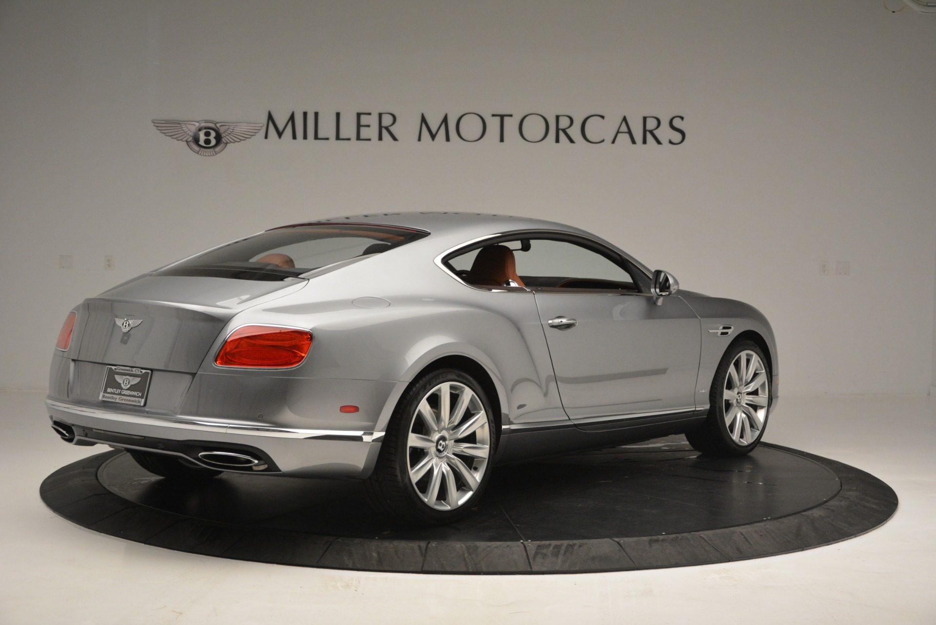Used 2016 Bentley Continental GT W12 For Sale In Westport, CT 2757_p8