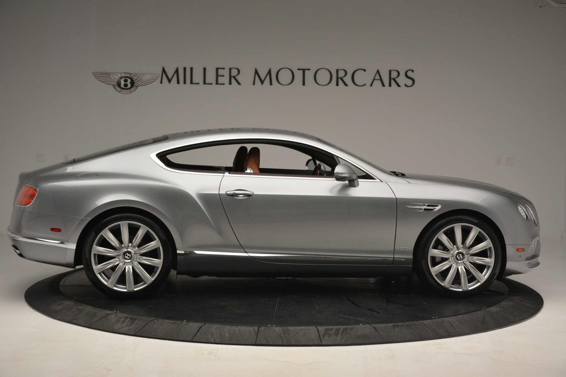 Used 2016 Bentley Continental GT W12 For Sale In Westport, CT 2757_p9