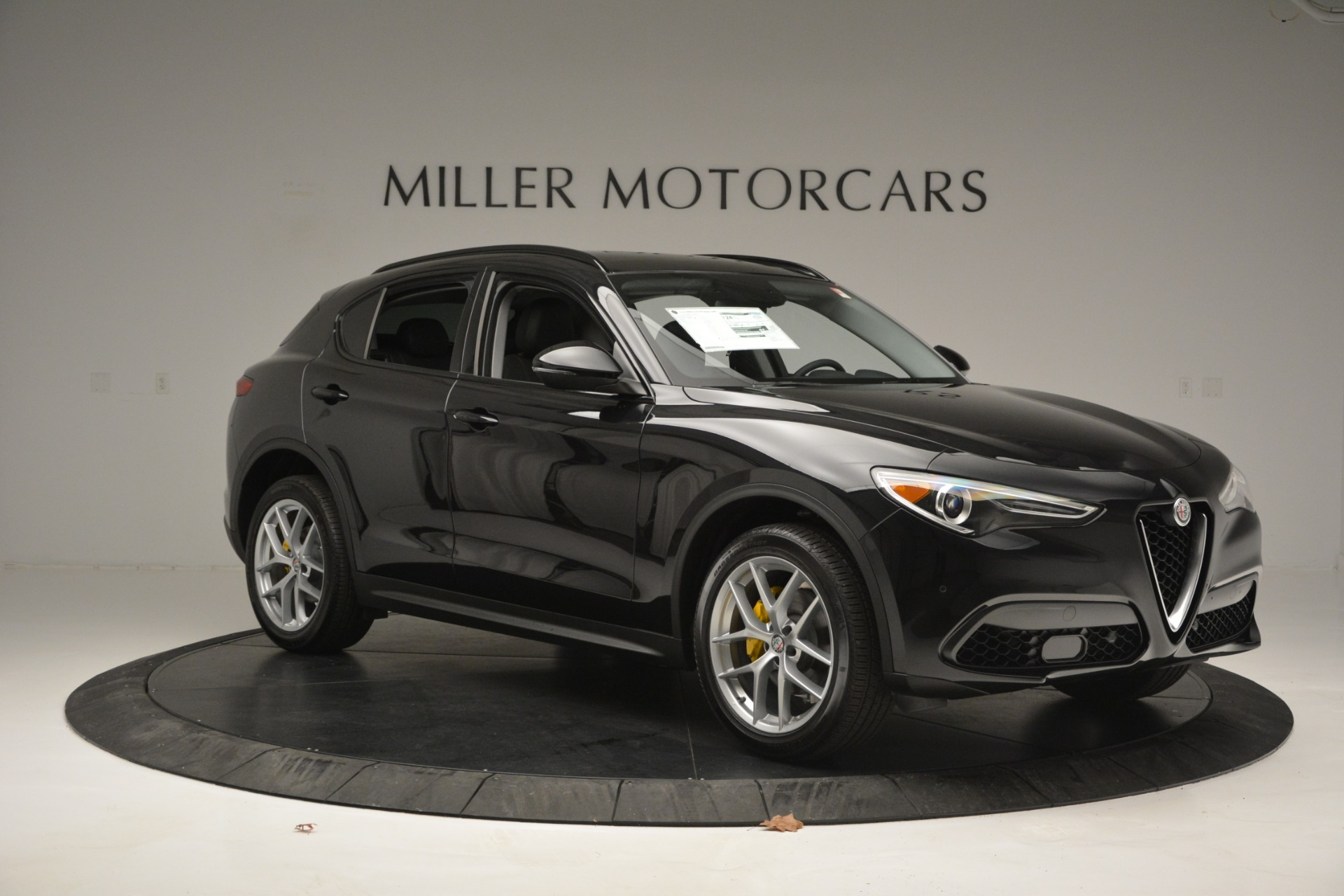 New 2019 Alfa Romeo Stelvio Sport Q4 For Sale In Westport, CT 2758_p10