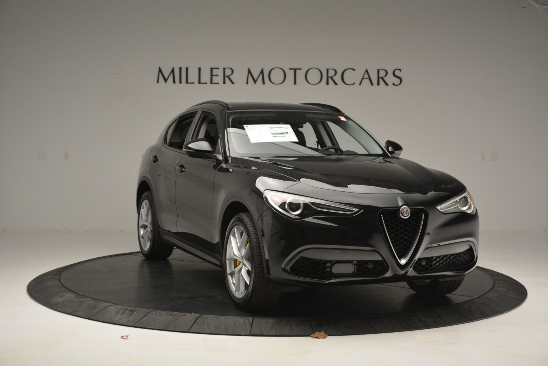 New 2019 Alfa Romeo Stelvio Sport Q4 For Sale In Westport, CT 2758_p11