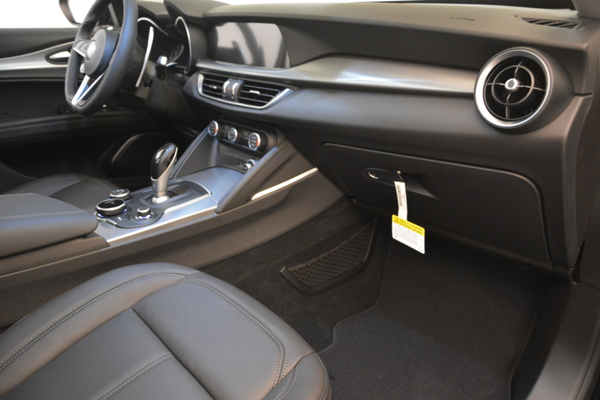 New 2019 Alfa Romeo Stelvio Sport Q4 For Sale In Westport, CT 2758_p19
