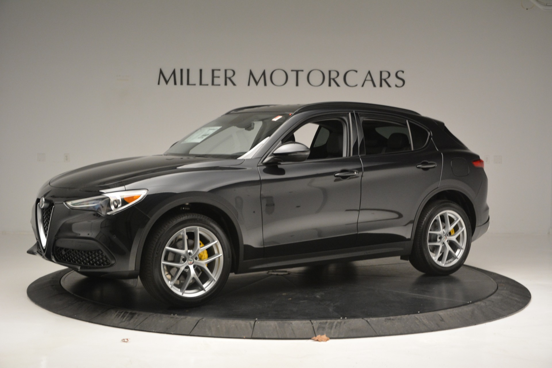 New 2019 Alfa Romeo Stelvio Sport Q4 For Sale In Westport, CT 2758_p2