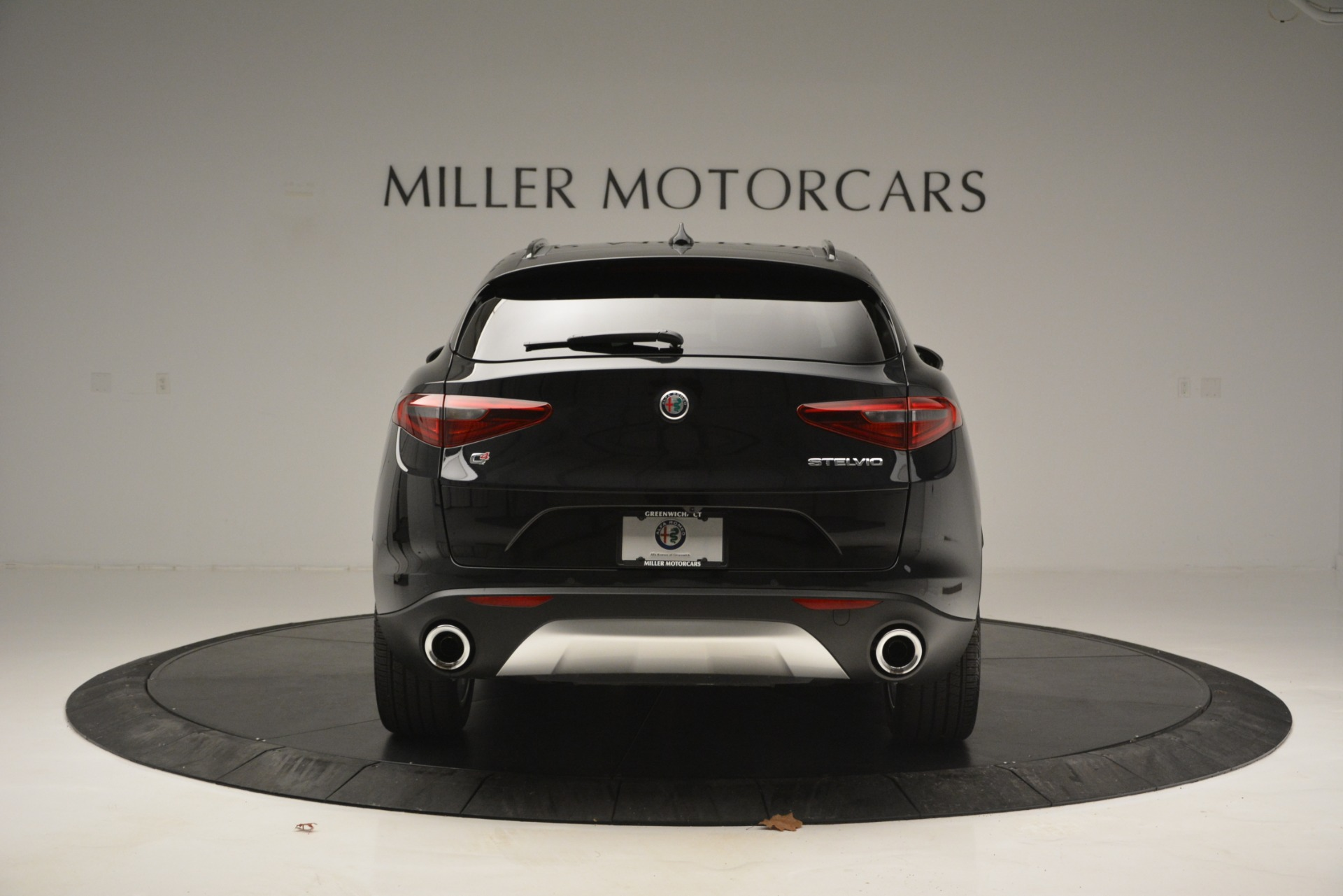 New 2019 Alfa Romeo Stelvio Sport Q4 For Sale In Westport, CT 2758_p6