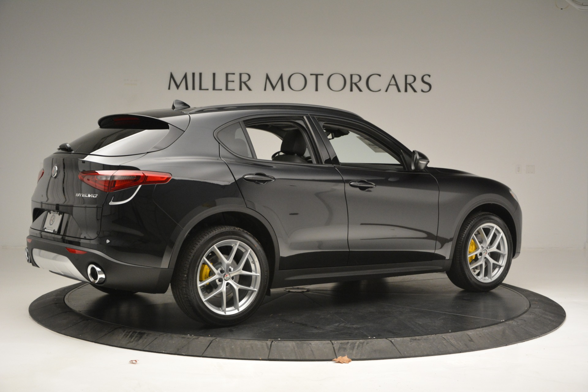 New 2019 Alfa Romeo Stelvio Sport Q4 For Sale In Westport, CT 2758_p8
