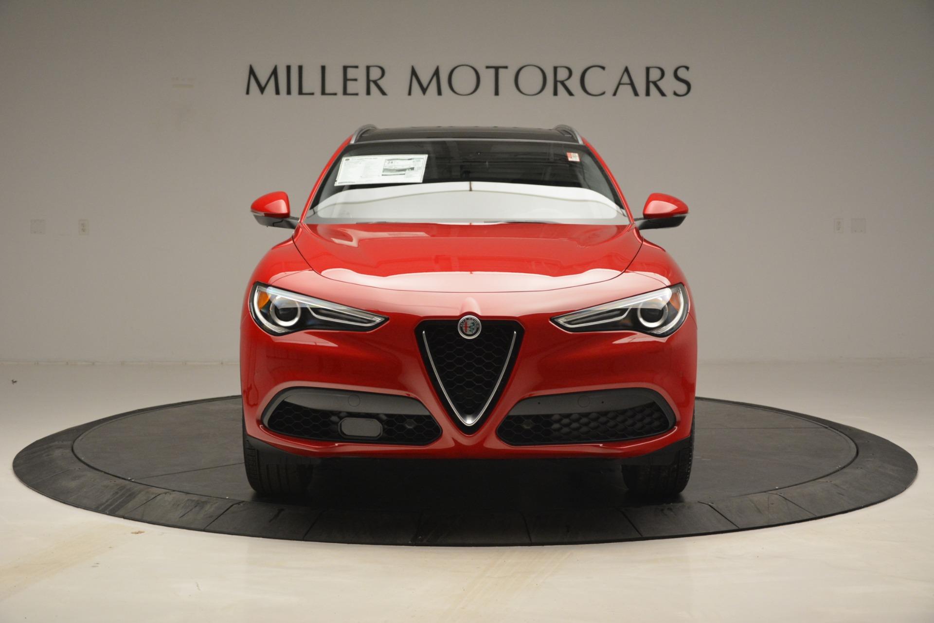 New 2019 Alfa Romeo Stelvio Q4 For Sale In Westport, CT 2759_p13