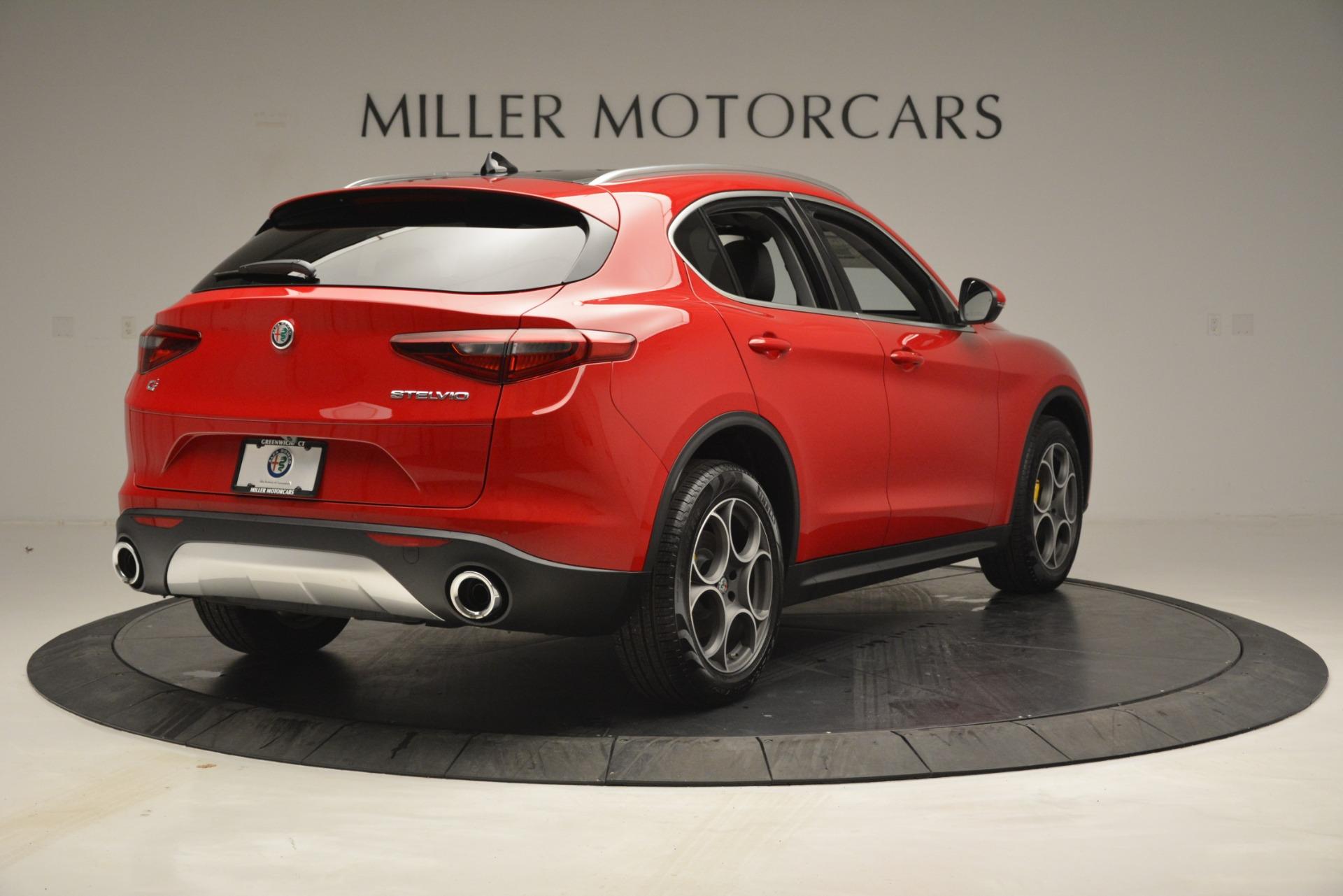 New 2019 Alfa Romeo Stelvio Q4 For Sale In Westport, CT 2759_p7