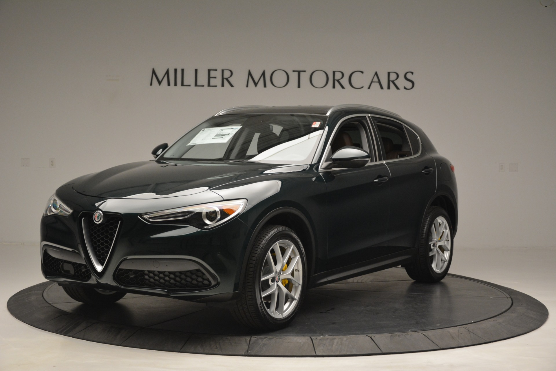New 2019 Alfa Romeo Stelvio Q4 For Sale In Westport, CT 2761_main