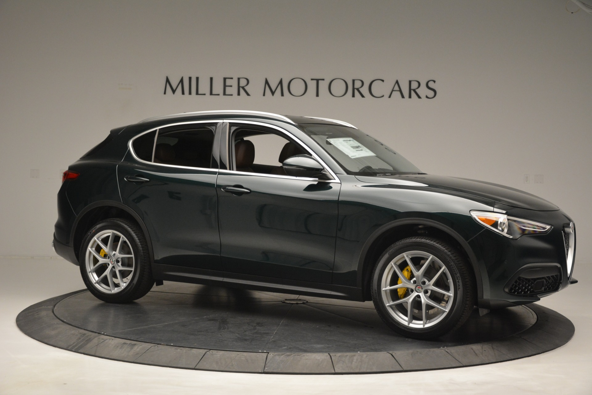 New 2019 Alfa Romeo Stelvio Q4 For Sale In Westport, CT 2761_p10
