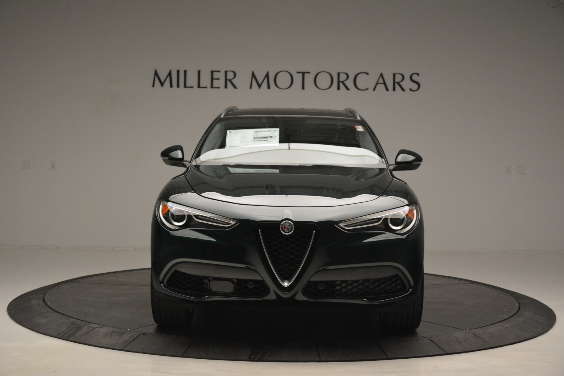 New 2019 Alfa Romeo Stelvio Q4 For Sale In Westport, CT 2761_p12