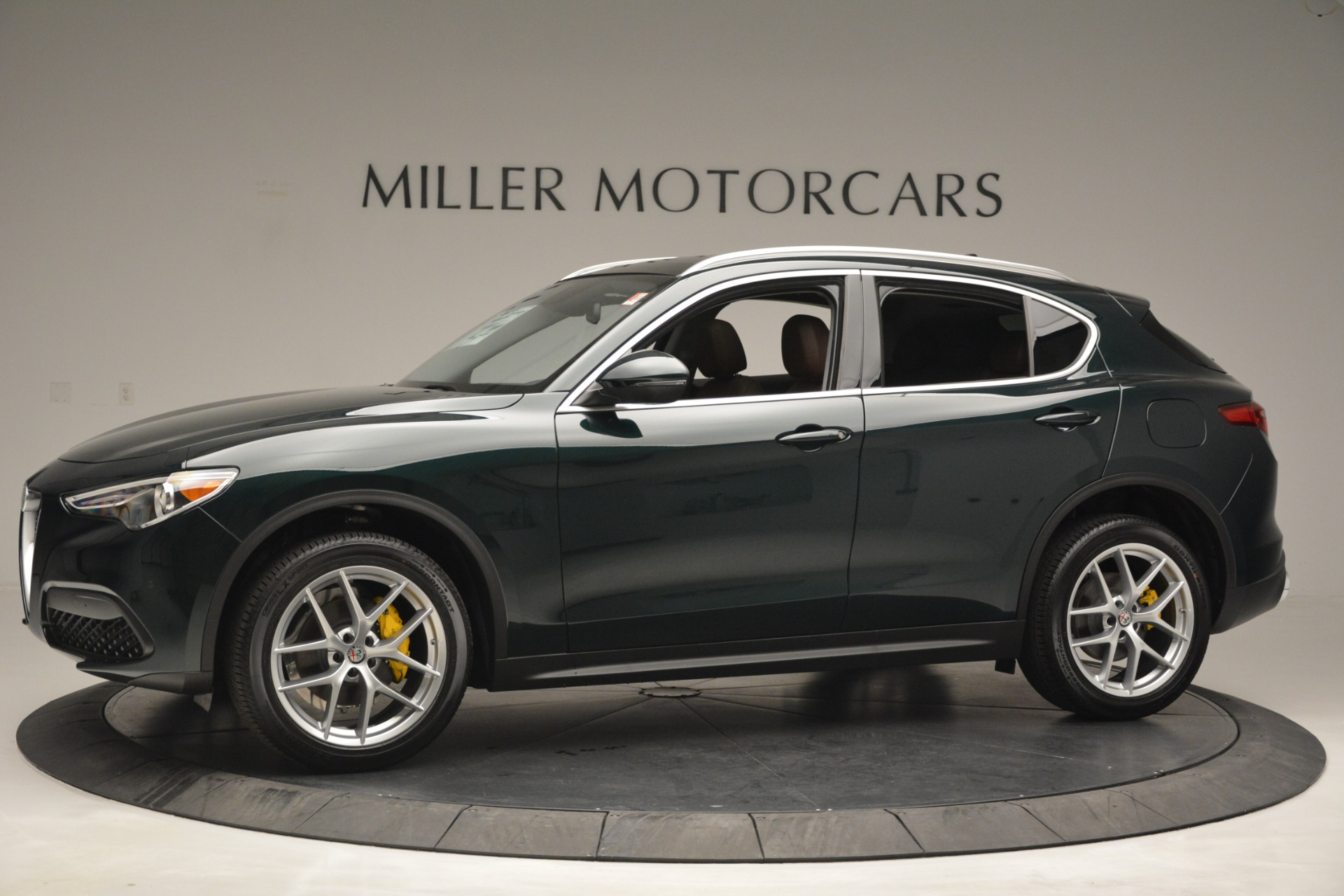 New 2019 Alfa Romeo Stelvio Q4 For Sale In Westport, CT 2761_p2