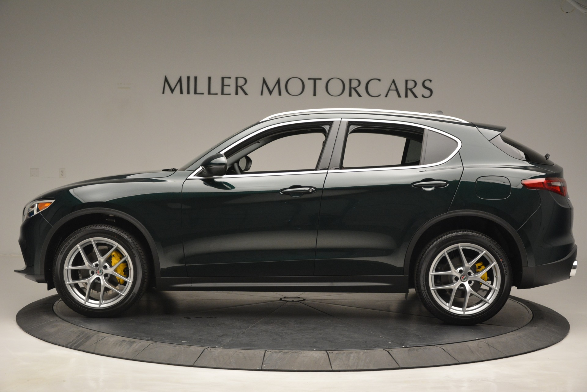 New 2019 Alfa Romeo Stelvio Q4 For Sale In Westport, CT 2761_p3