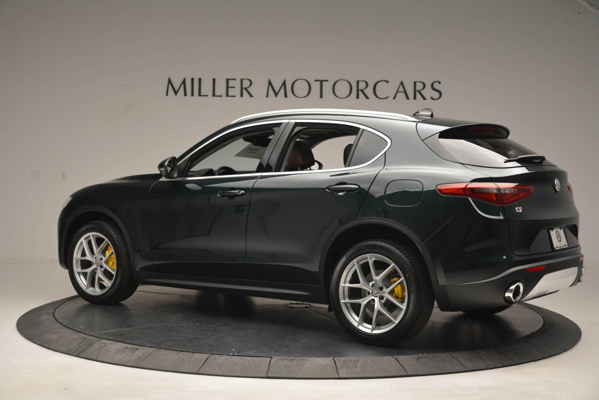 New 2019 Alfa Romeo Stelvio Q4 For Sale In Westport, CT 2761_p4
