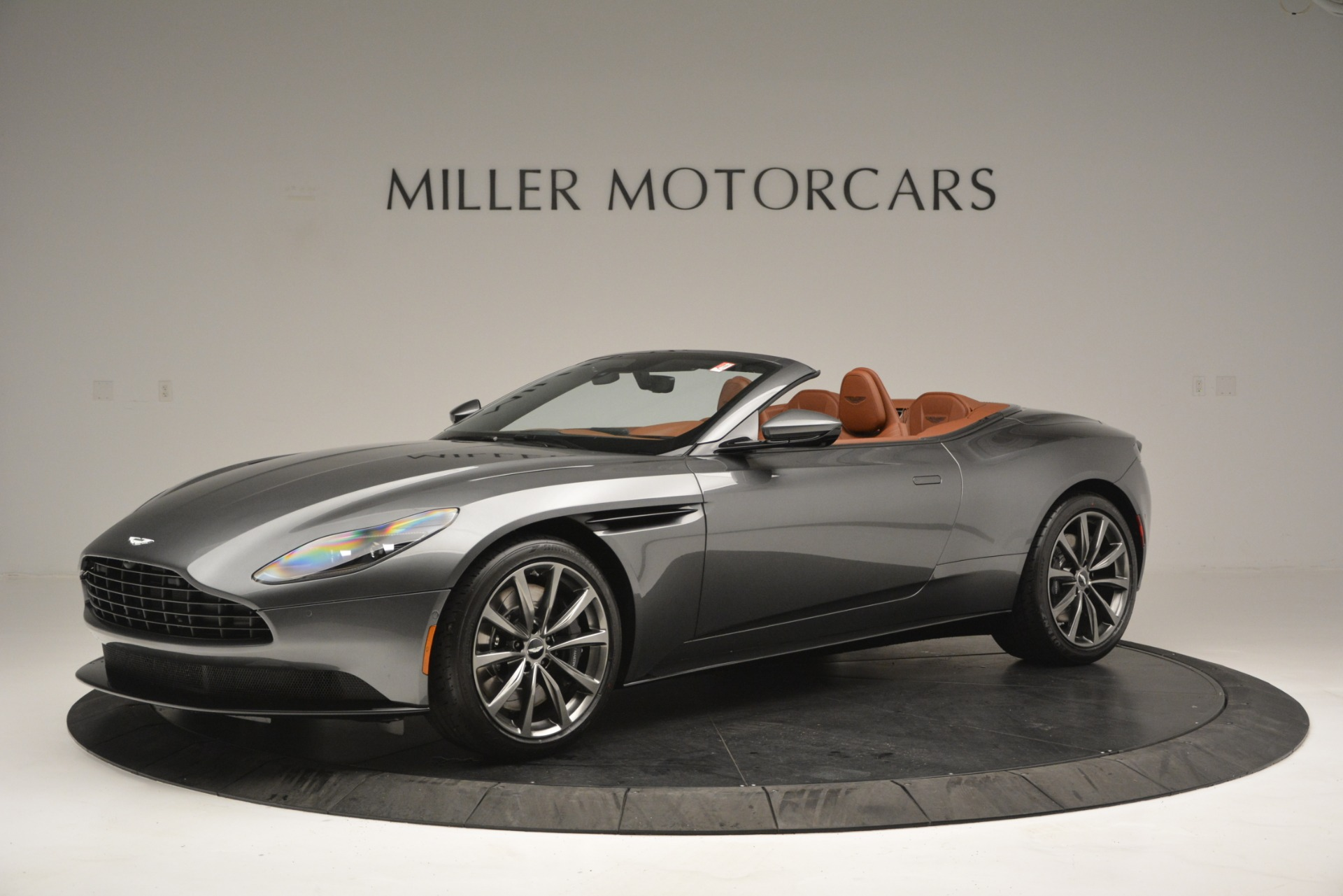 New 2019 Aston Martin DB11 V8 Convertible For Sale In Westport, CT 2762_main