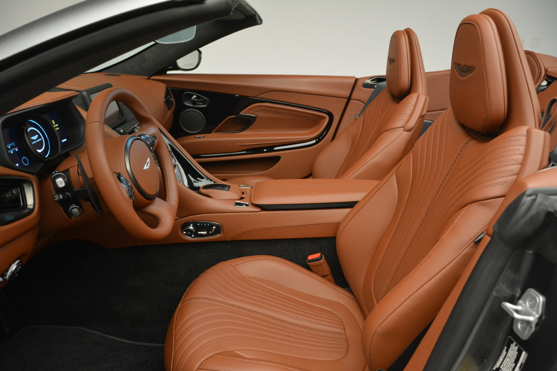 New 2019 Aston Martin DB11 V8 Convertible For Sale In Westport, CT 2762_p19