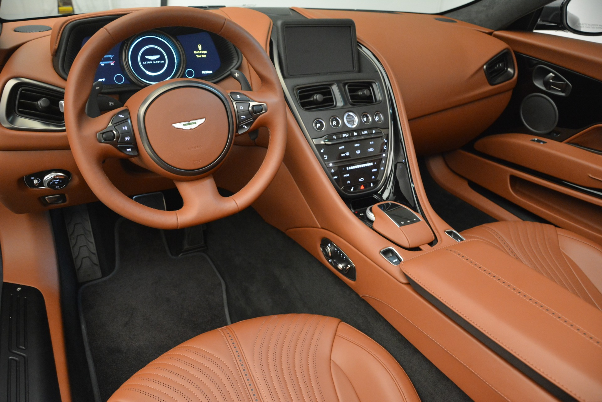 New 2019 Aston Martin DB11 V8 Convertible For Sale In Westport, CT 2762_p20
