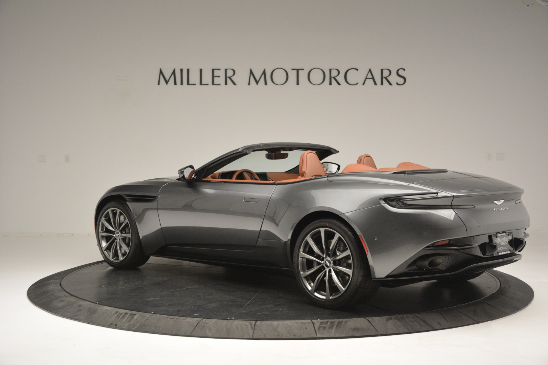 New 2019 Aston Martin DB11 V8 Convertible For Sale In Westport, CT 2762_p3