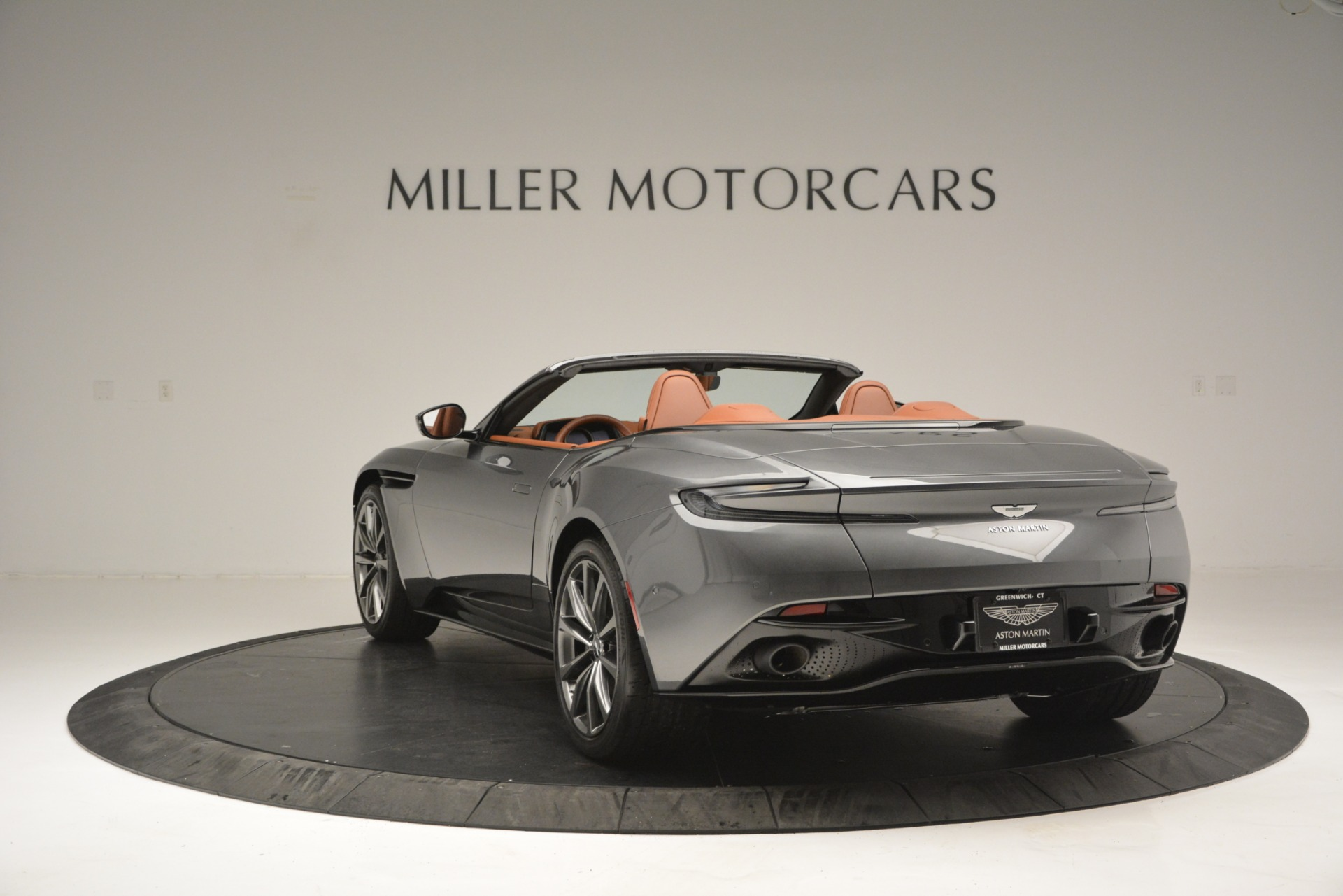 New 2019 Aston Martin DB11 V8 Convertible For Sale In Westport, CT 2762_p4