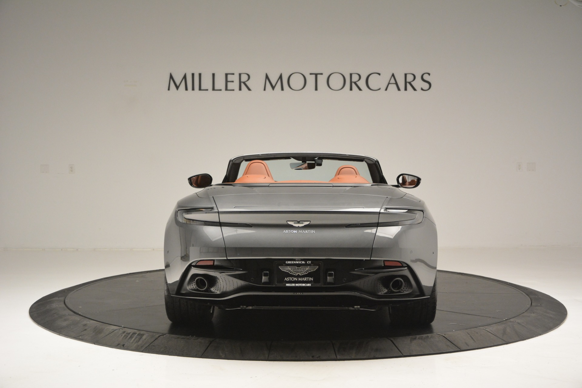 New 2019 Aston Martin DB11 V8 Convertible For Sale In Westport, CT 2762_p5