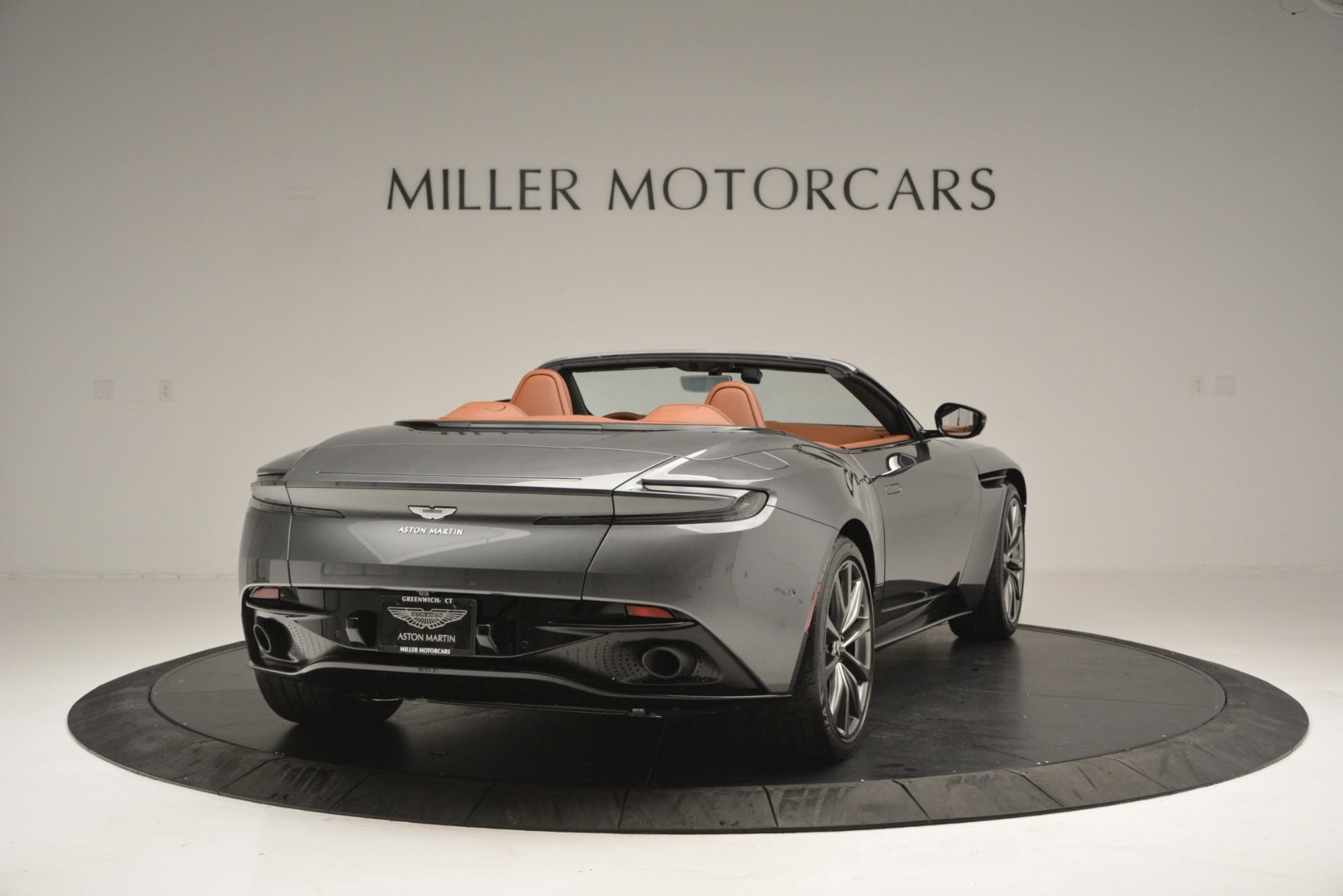 New 2019 Aston Martin DB11 V8 Convertible For Sale In Westport, CT 2762_p6
