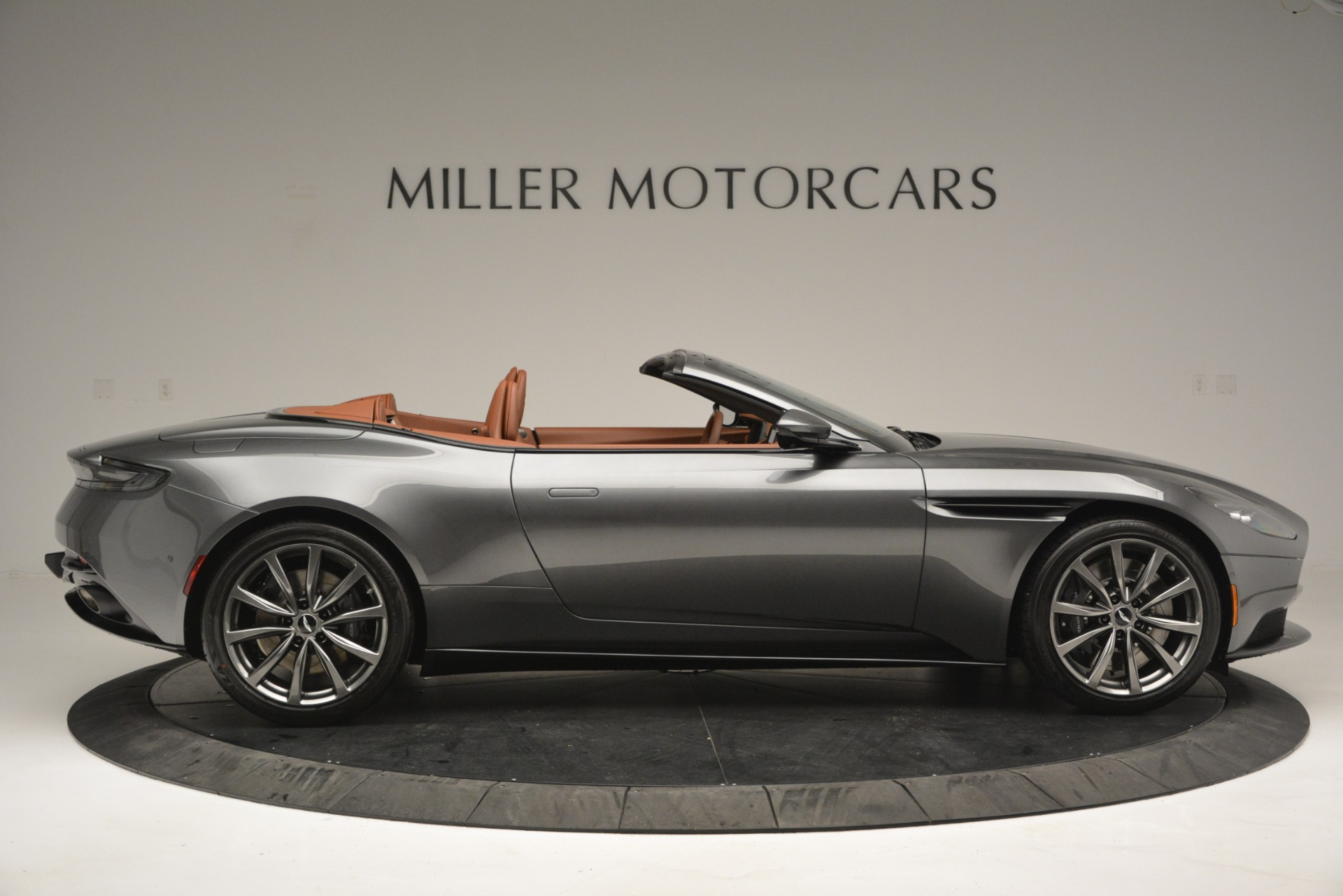 New 2019 Aston Martin DB11 V8 Convertible For Sale In Westport, CT 2762_p8