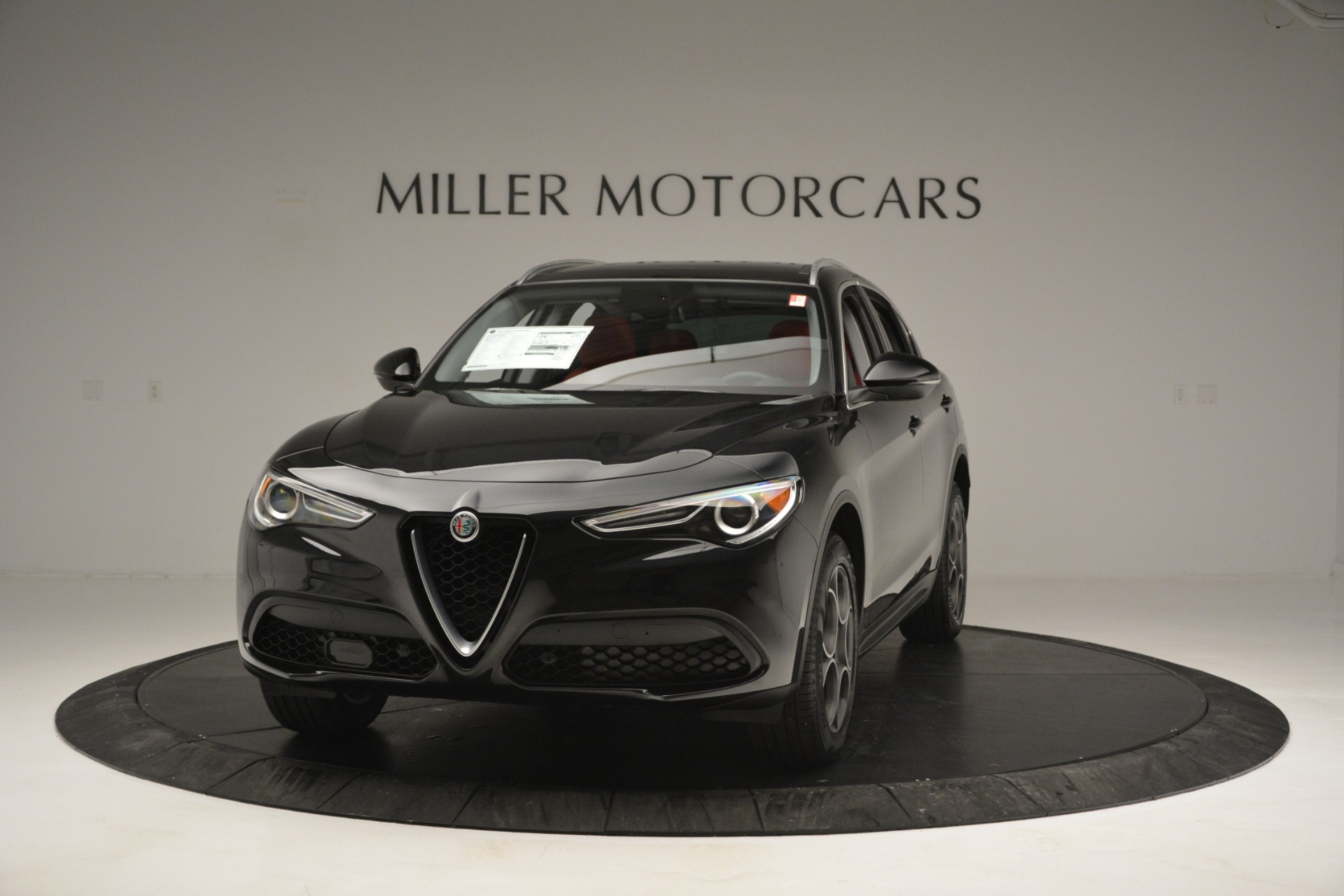 New 2019 Alfa Romeo Stelvio  For Sale In Westport, CT 2764_main