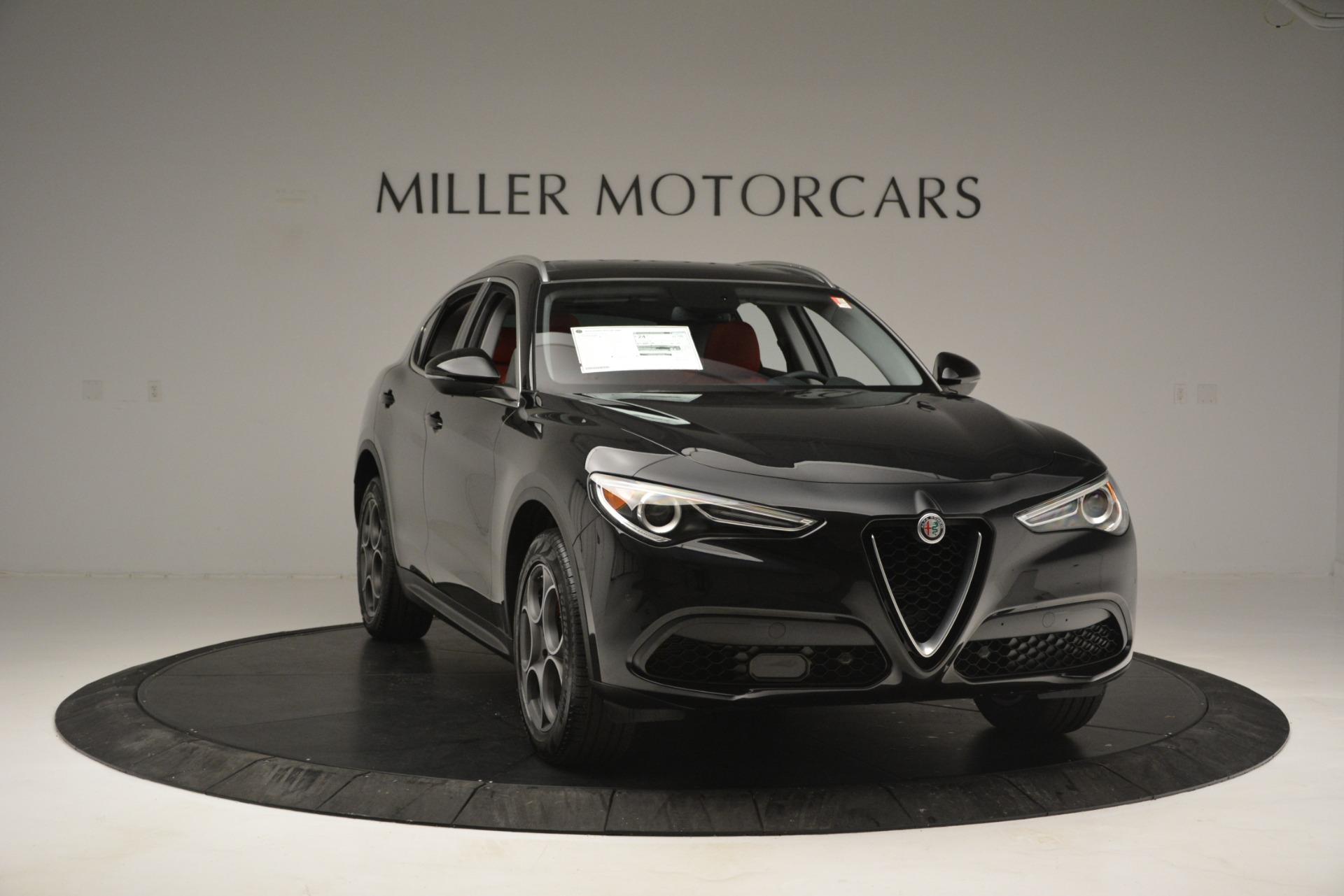 New 2019 Alfa Romeo Stelvio  For Sale In Westport, CT 2764_p12