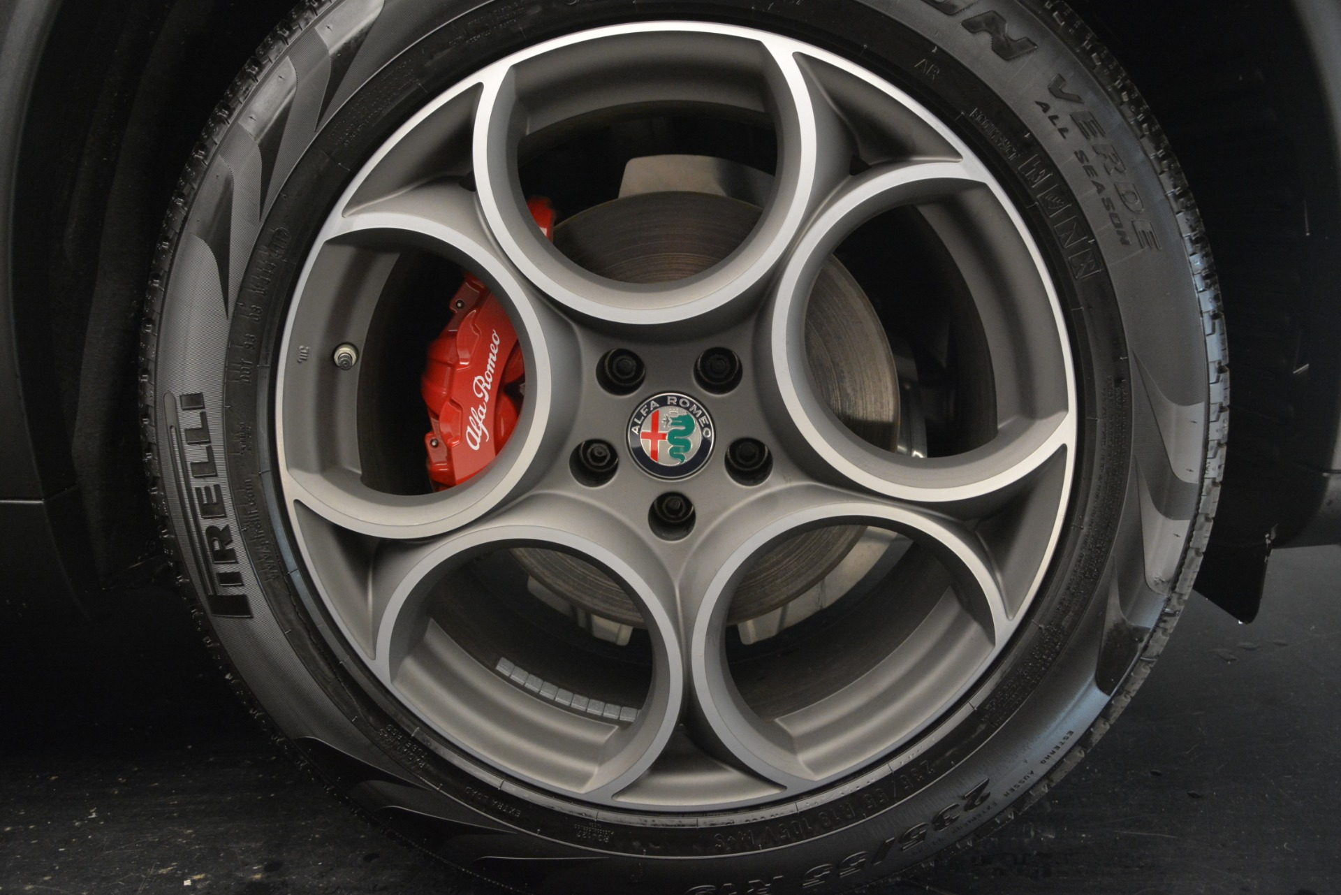 New 2019 Alfa Romeo Stelvio  For Sale In Westport, CT 2764_p26