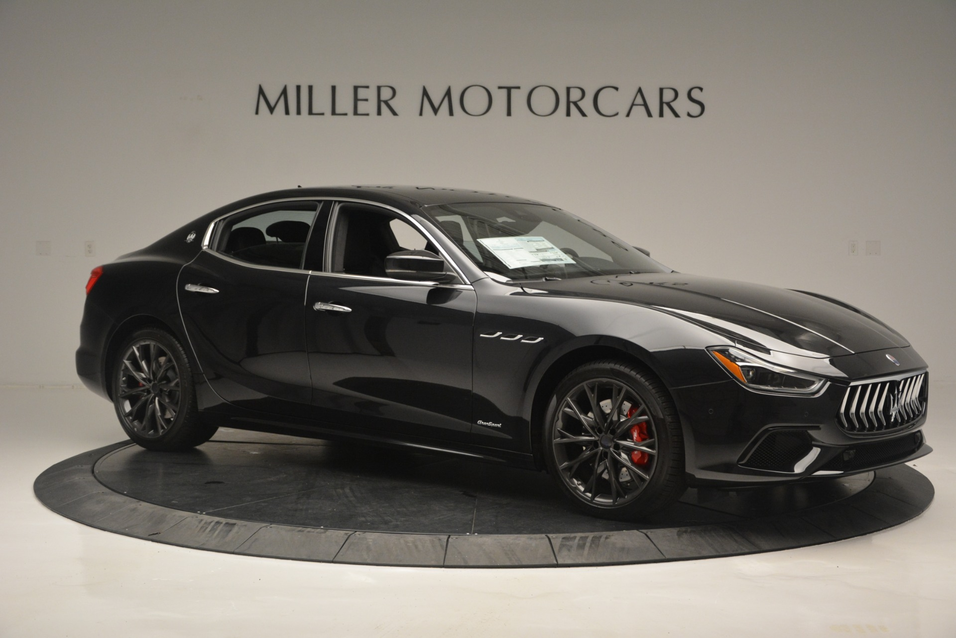 New 2019 Maserati Ghibli S Q4 GranSport For Sale In Westport, CT 2765_p10
