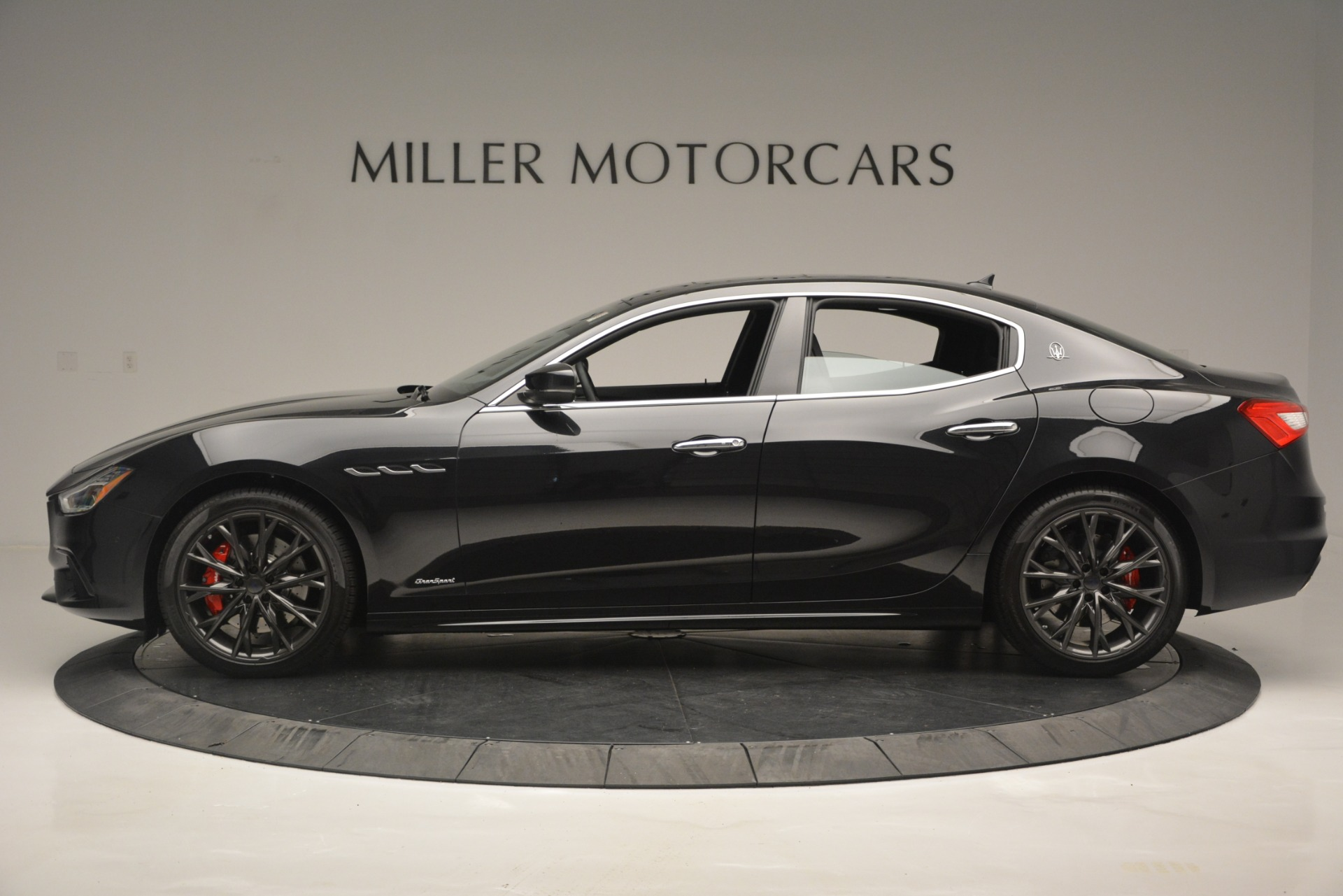 New 2019 Maserati Ghibli S Q4 GranSport For Sale In Westport, CT 2765_p3