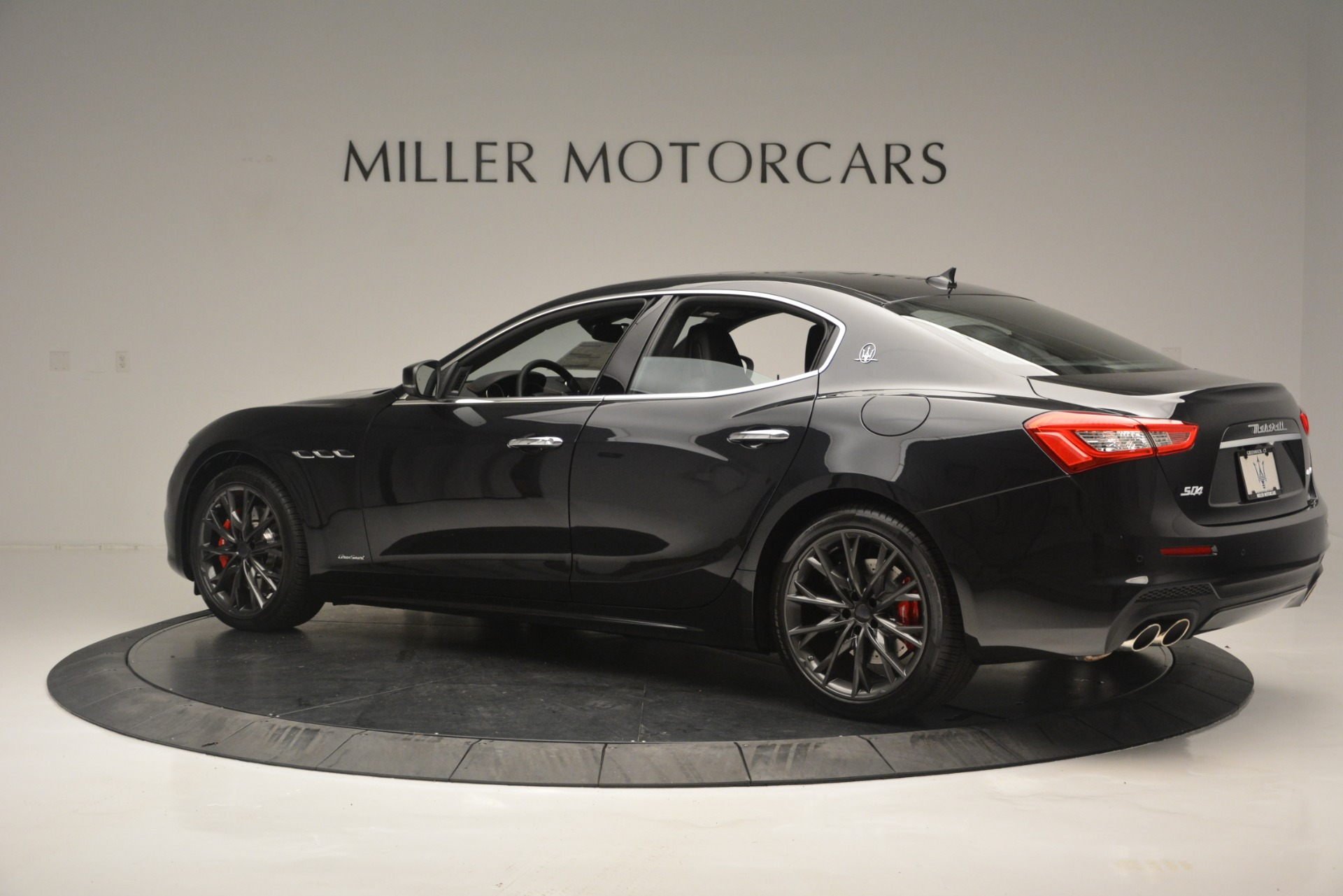 New 2019 Maserati Ghibli S Q4 GranSport For Sale In Westport, CT 2765_p4